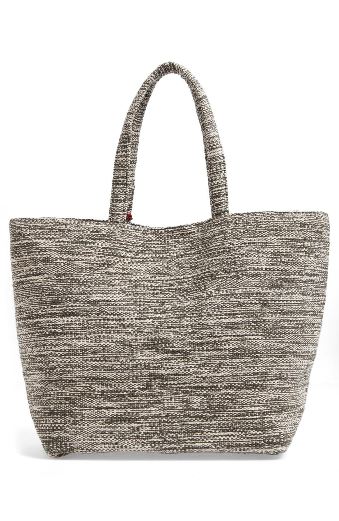Alternate Image 3  - Sole Society Rees Woven Geometric Tote