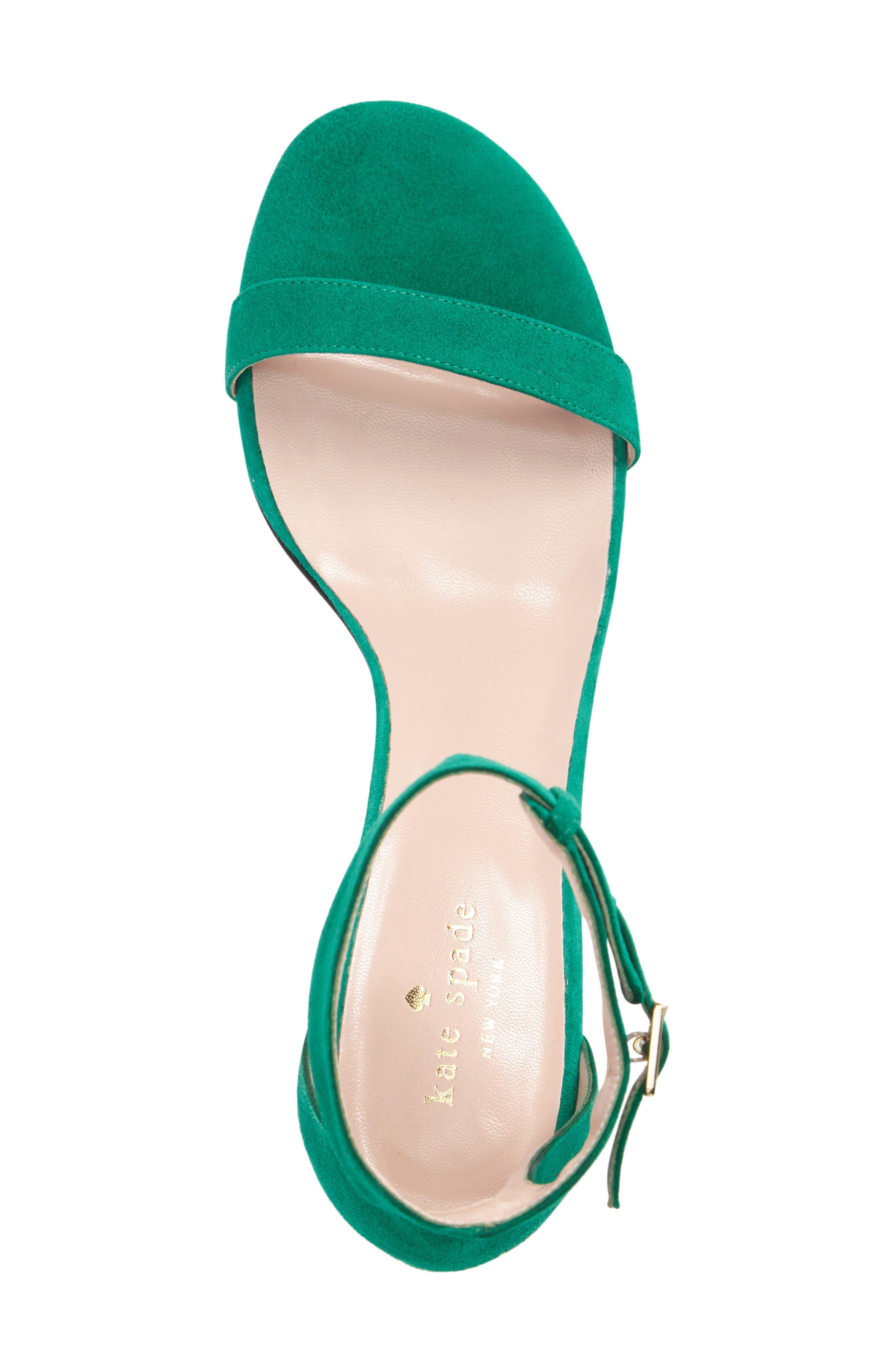 Alternate Image 3  - kate spade new york menorca ankle strap sandal (Women)