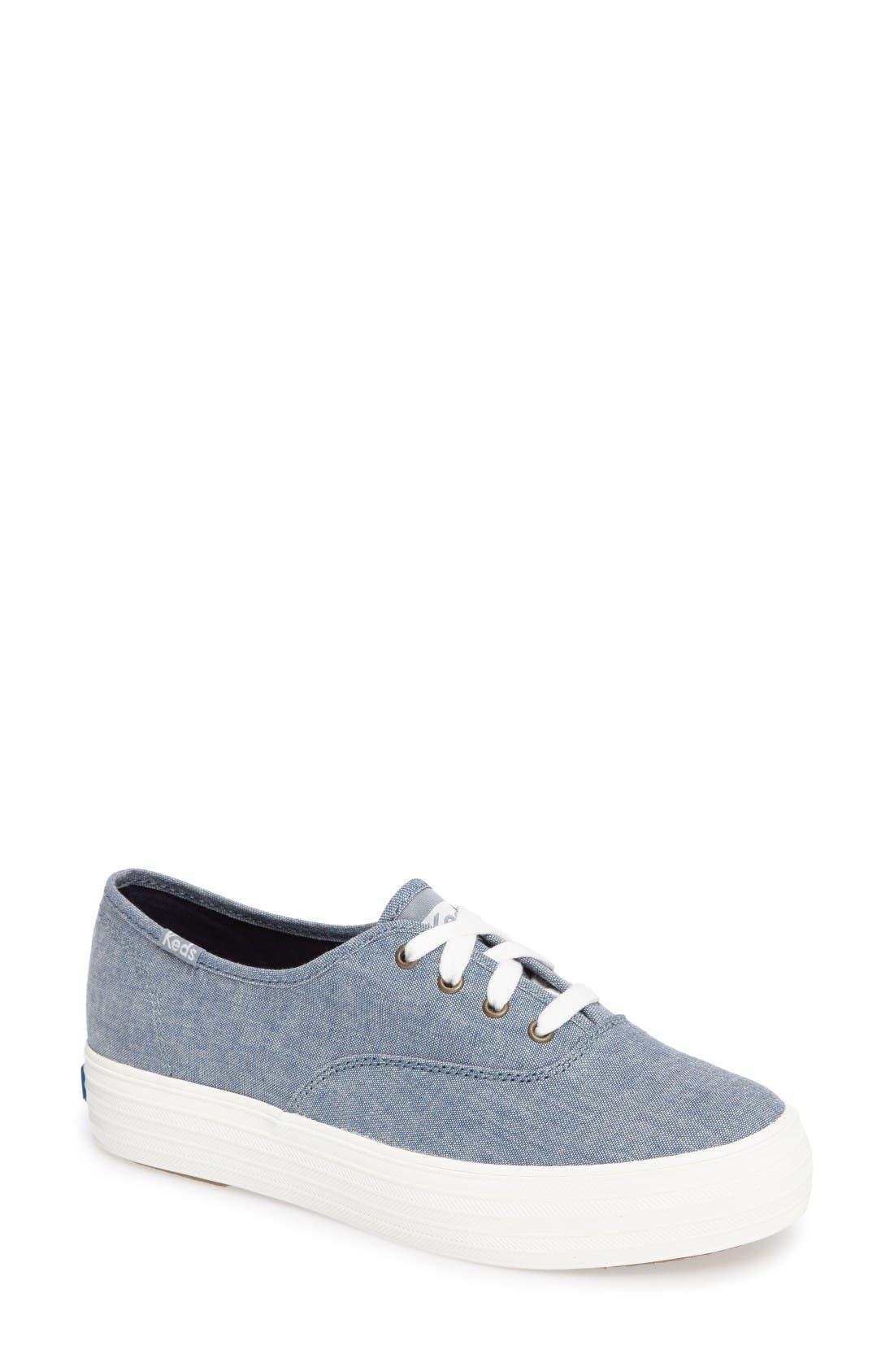 Keds® 'Triple Core' Sneaker (Women)