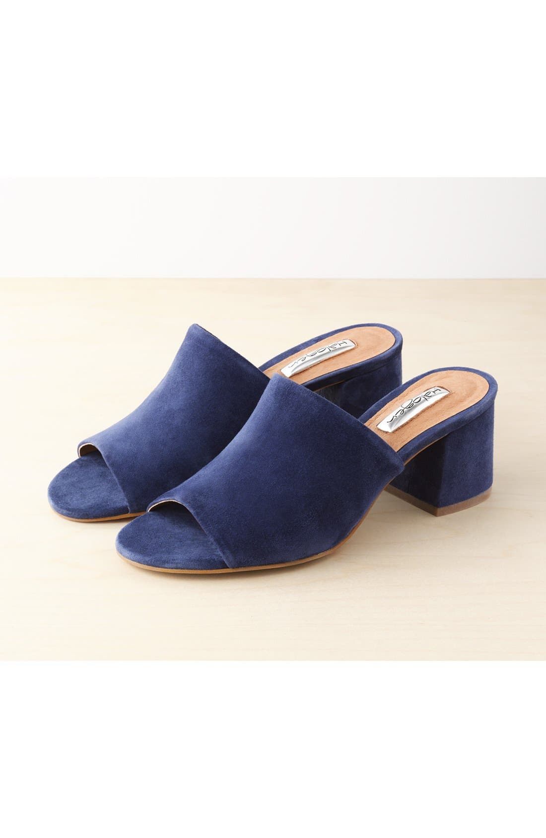 Alternate Image 5  - Halogen® Freda Slide Sandal (Women)