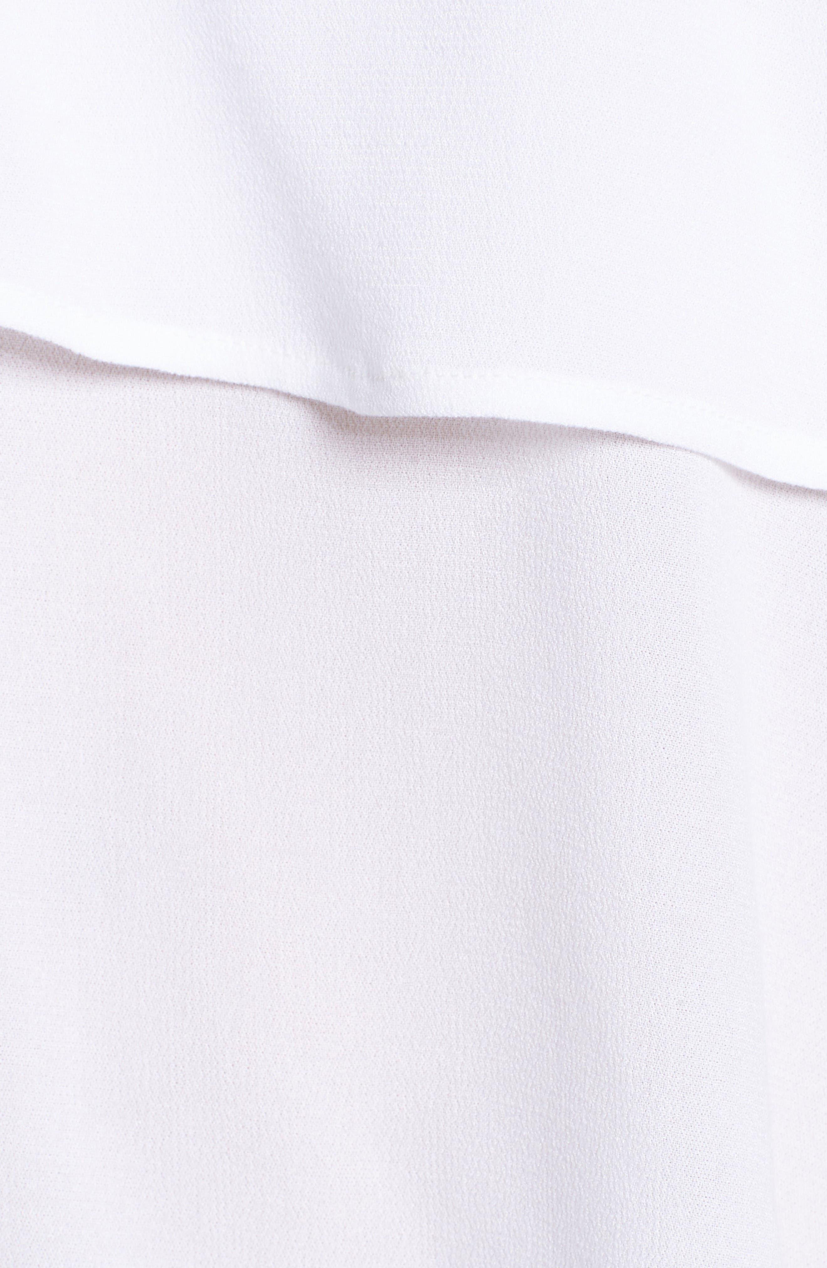 Alternate Image 5  - BP. One-Shoulder Top