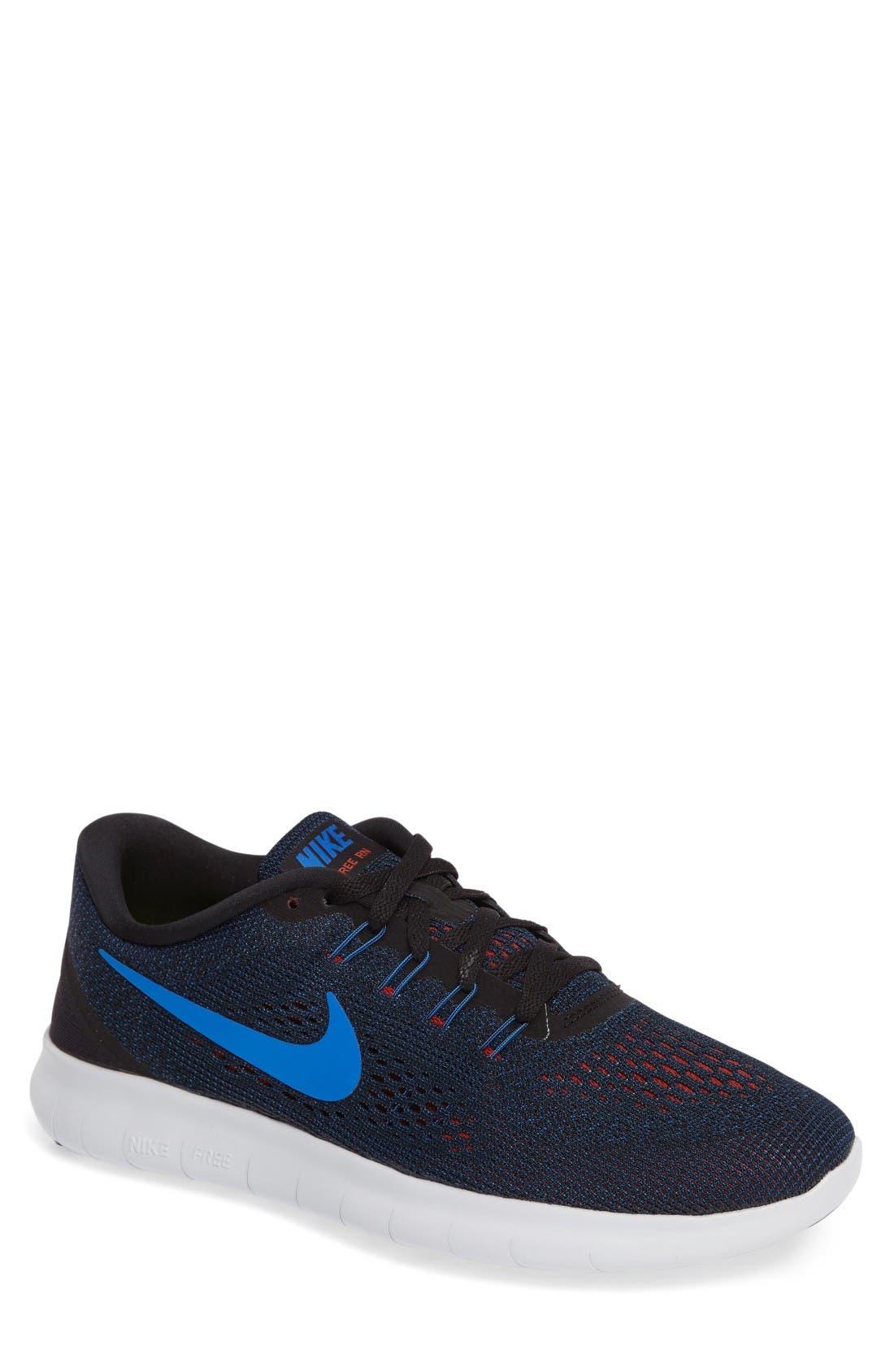 Alternate Image 1 Selected - Nike 'Free RN' Running Shoe (Men)