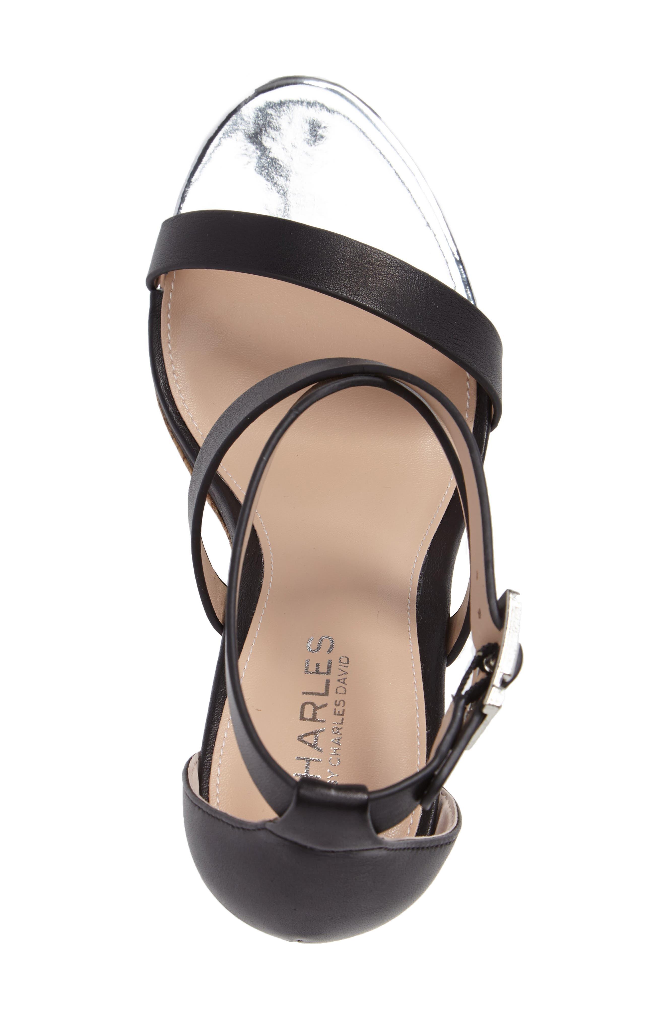 Alternate Image 3  - Charles by Charles David Aden Platform Wedge Sandal (Women)