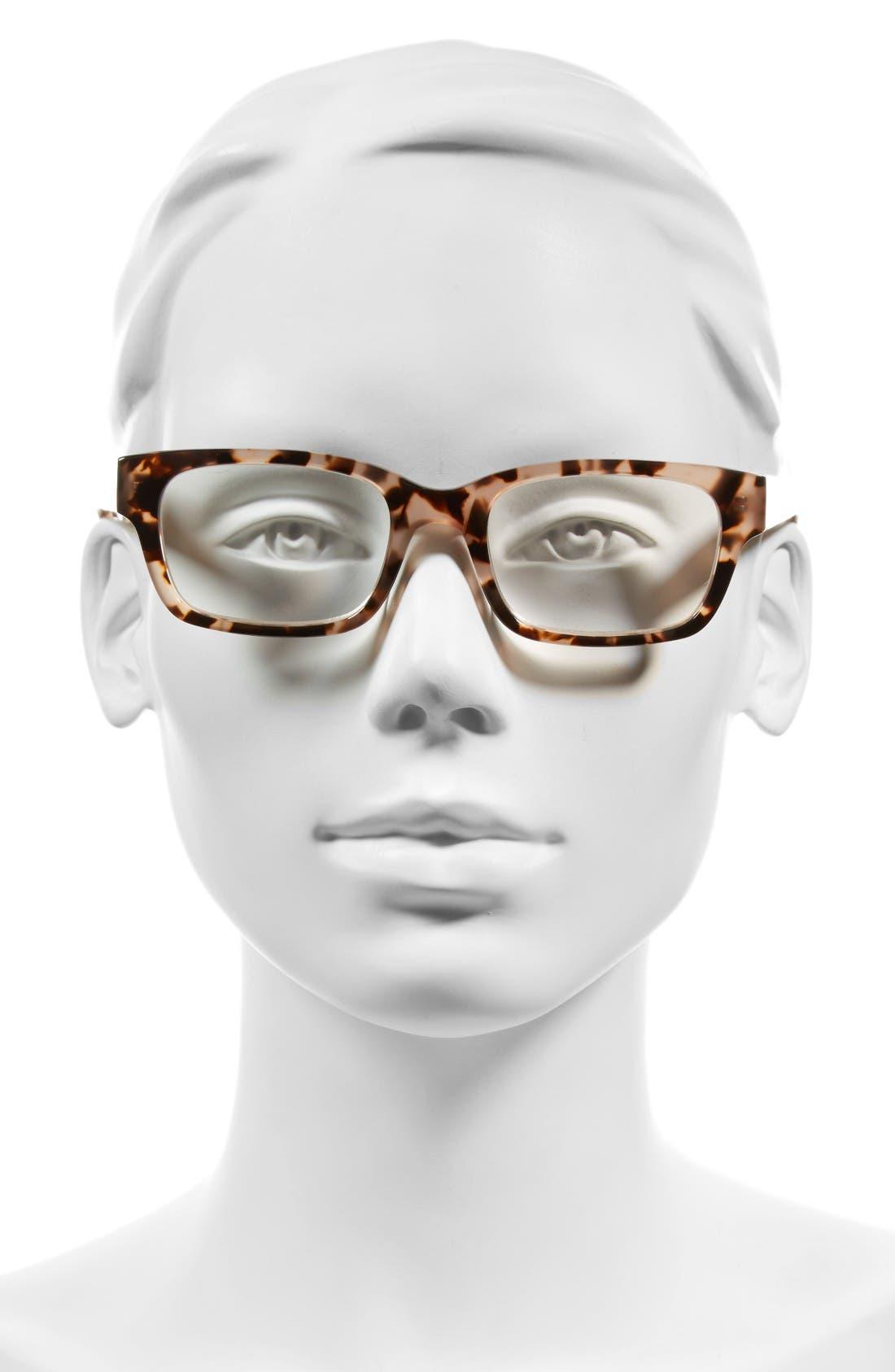 Alternate Image 2  - Corinne McCormack 'Sydney' 51mm Reading Glasses