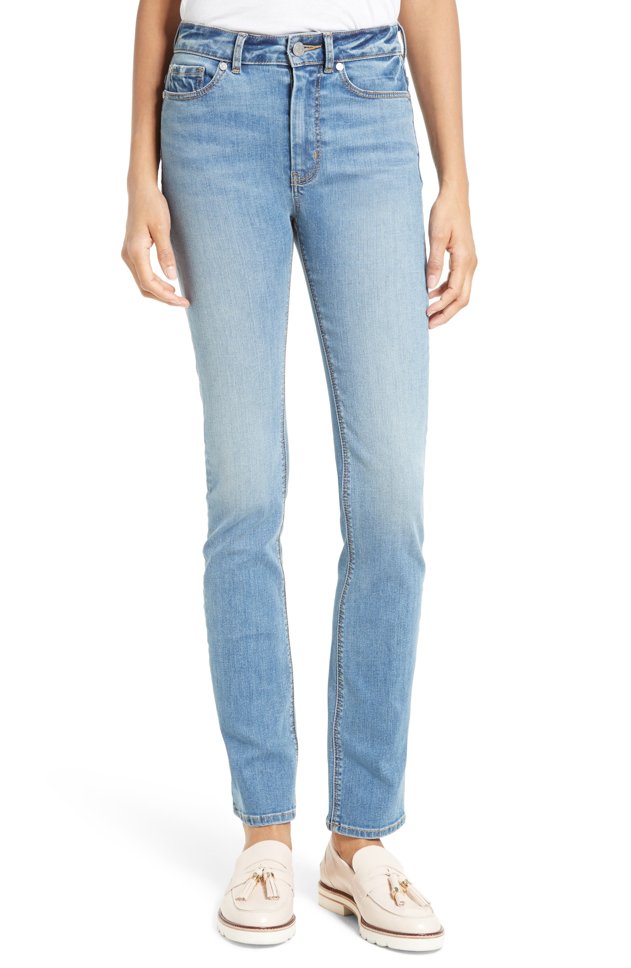 LA VIE REBECCA TAYLOR Clemence Slim Ankle Jeans