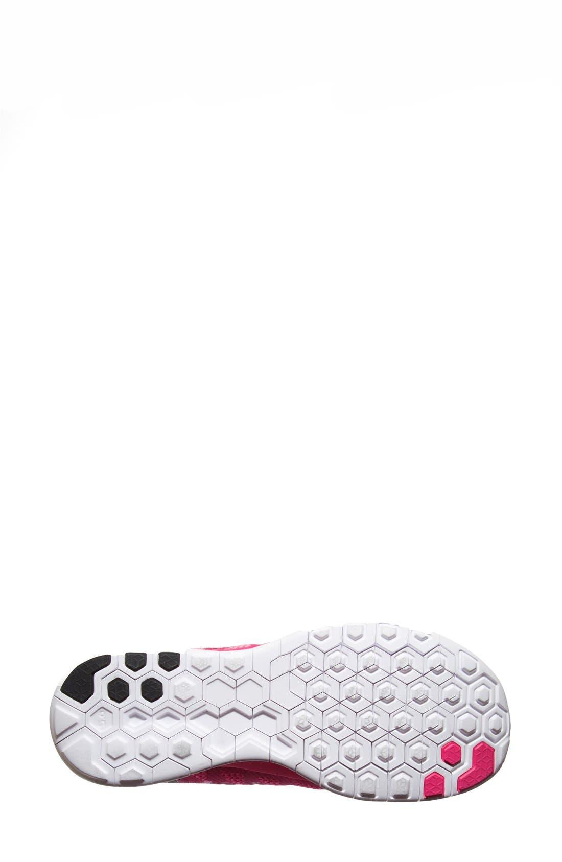 Alternate Image 4  - Nike 'Free 5.0 14' Running Shoe (Women)