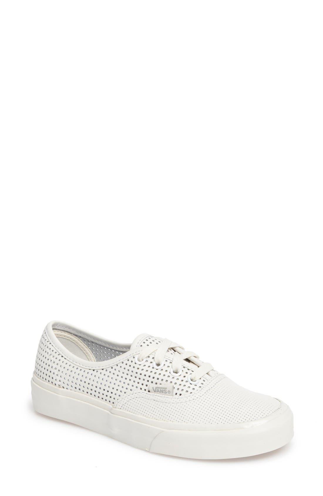 Vans Authentic DX Perforated Sneaker (Women)
