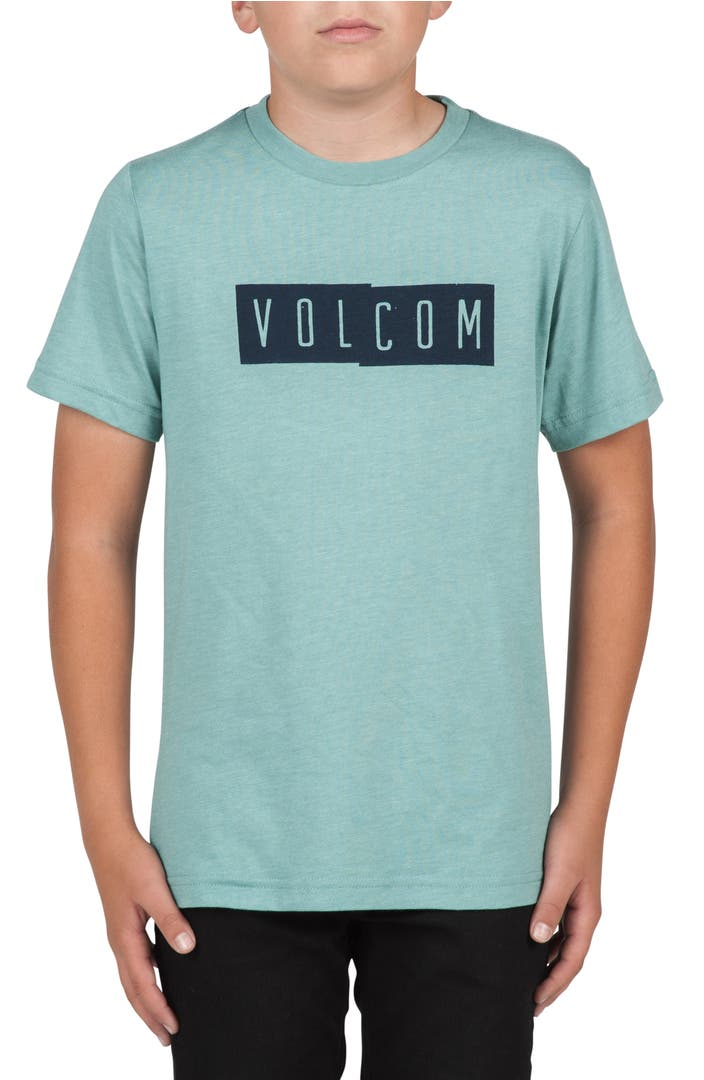 Volcom Shifty Graphic T Shirt Toddler Boys Little Boys
