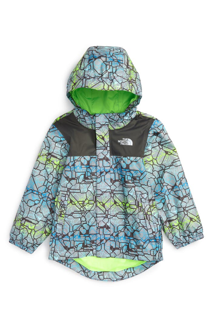 The North Face Tailout Hooded Rain Jacket Toddler Boys