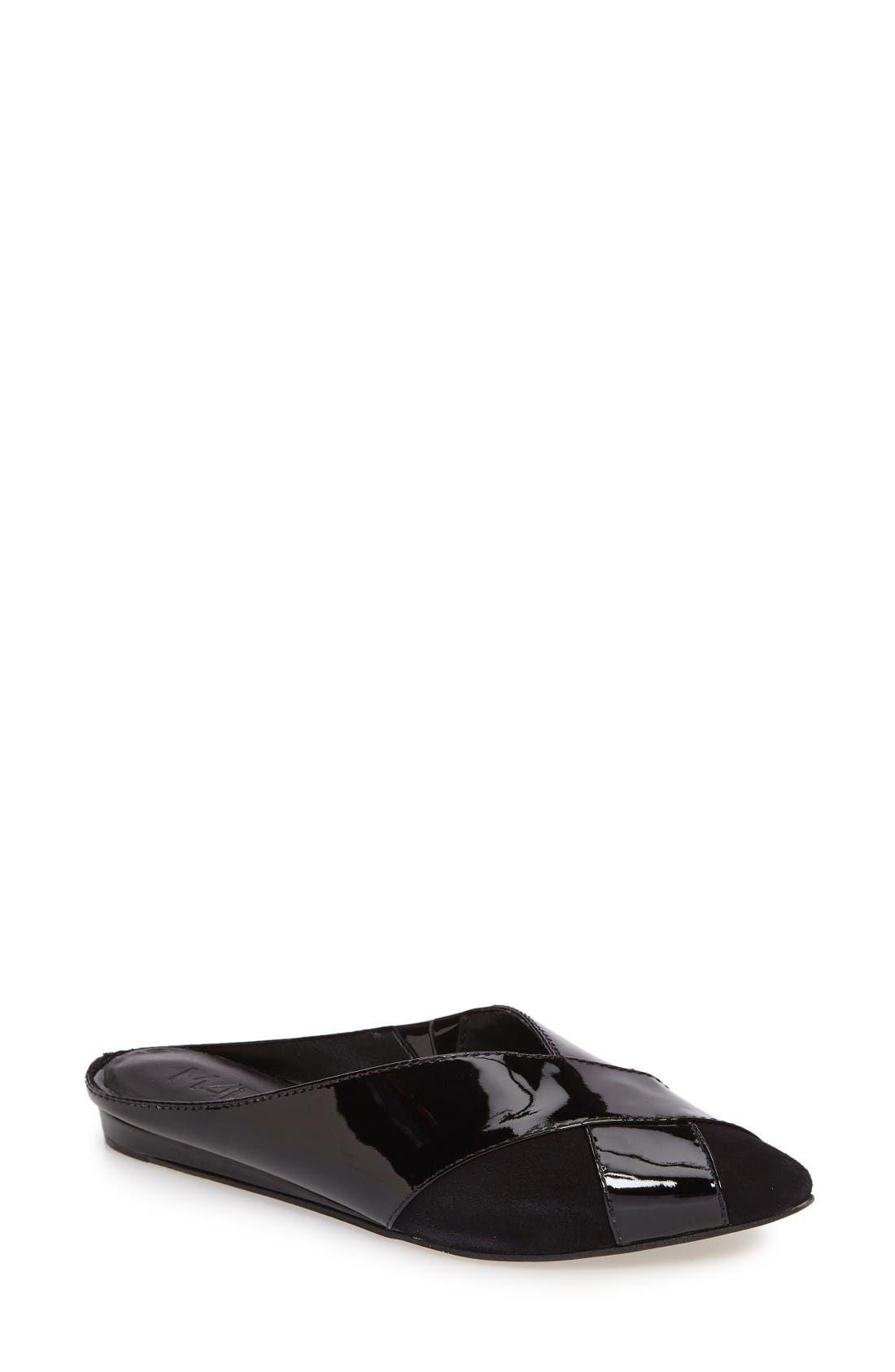 M4D3 FOOTWEAR M4D3 Dara Pointy-Toe Flat