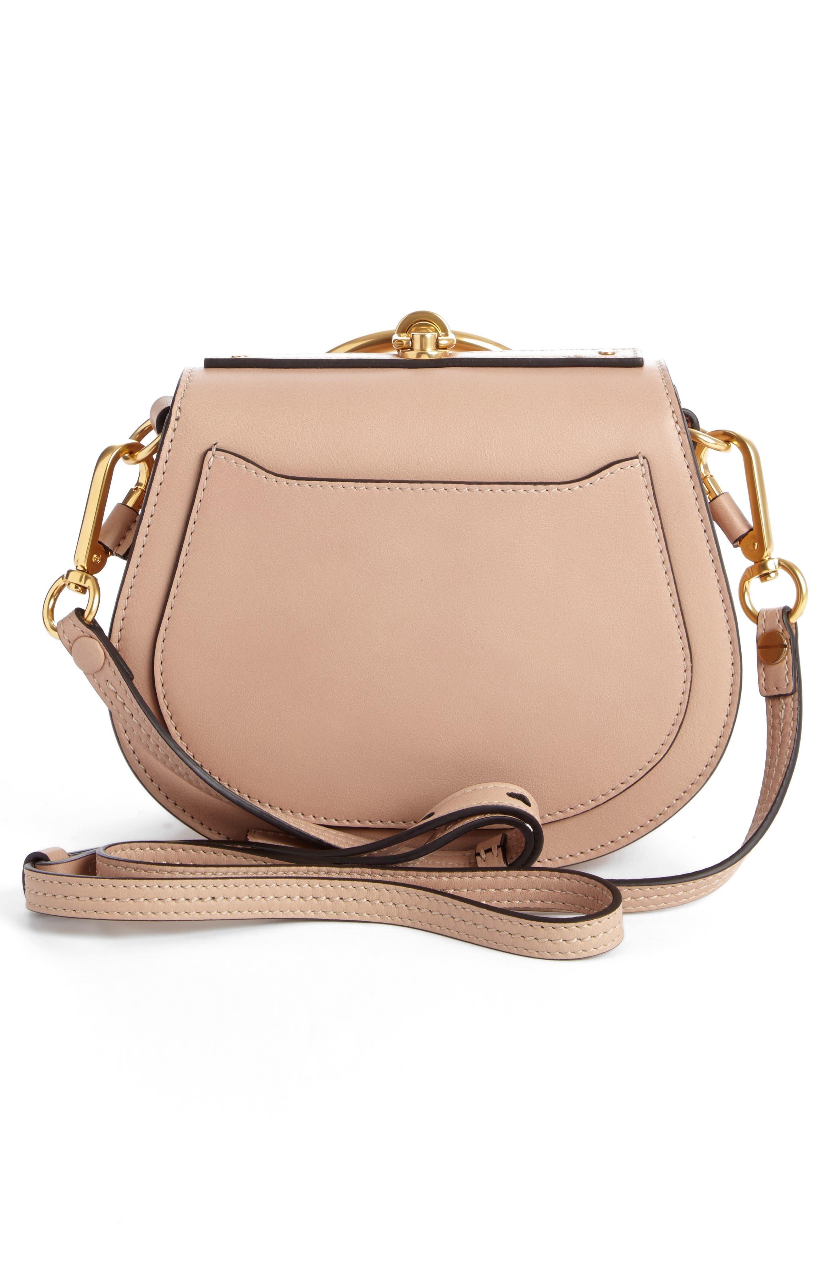 Alternate Image 2  - Chloé Small Nile Bracelet Leather Crossbody Bag