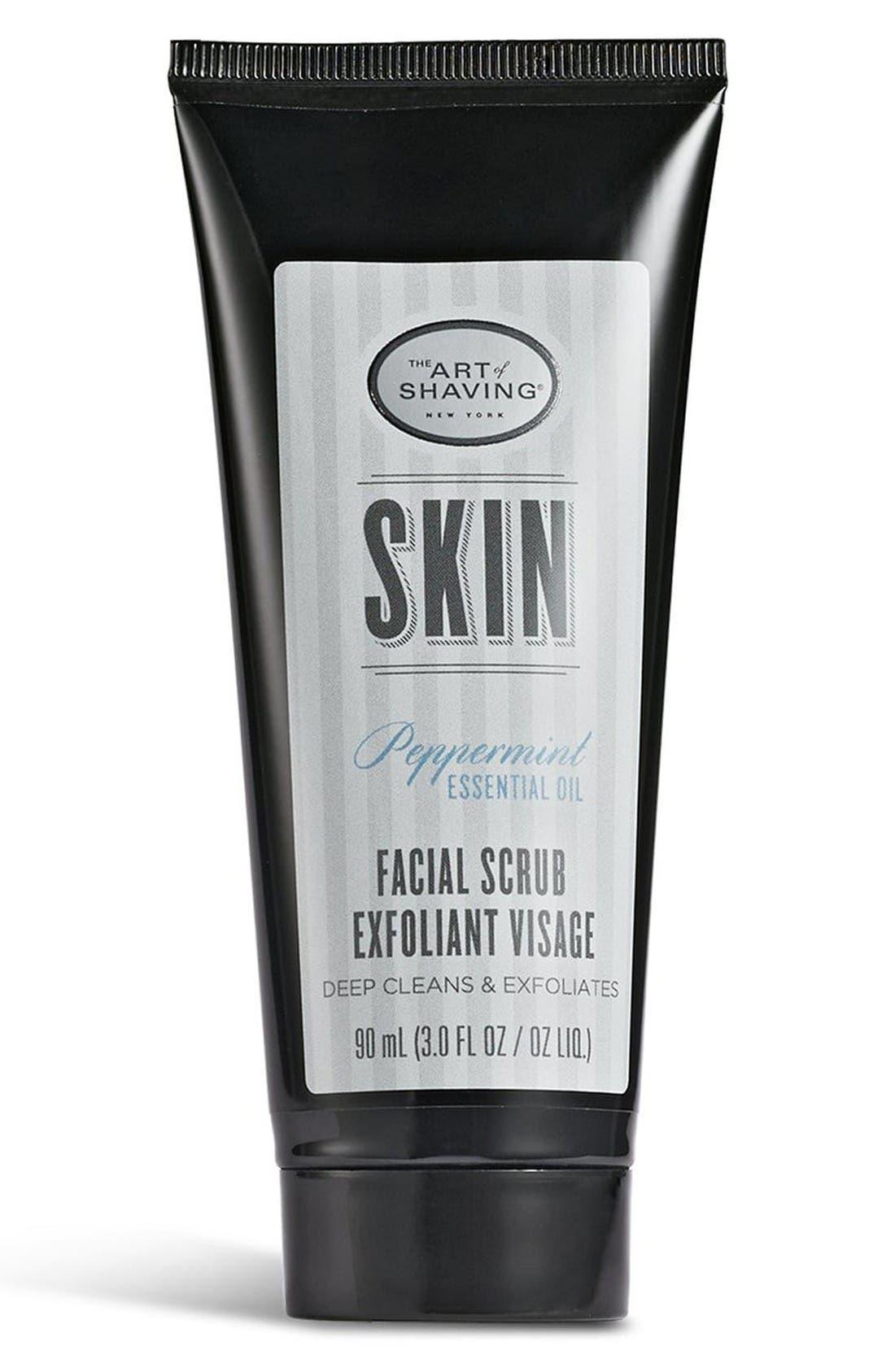 The Art of Shaving® Peppermint Facial Scrub