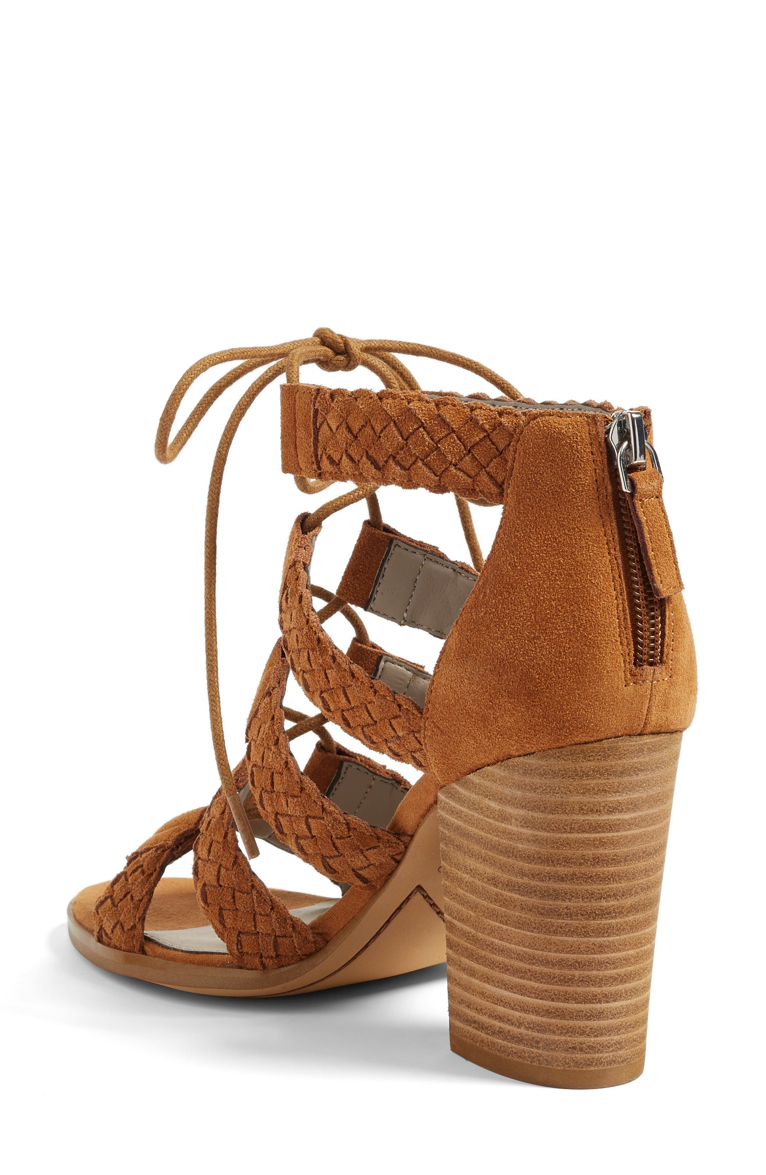 Alternate Image 2  - Hinge Desi Block Heel Sandal (Women)