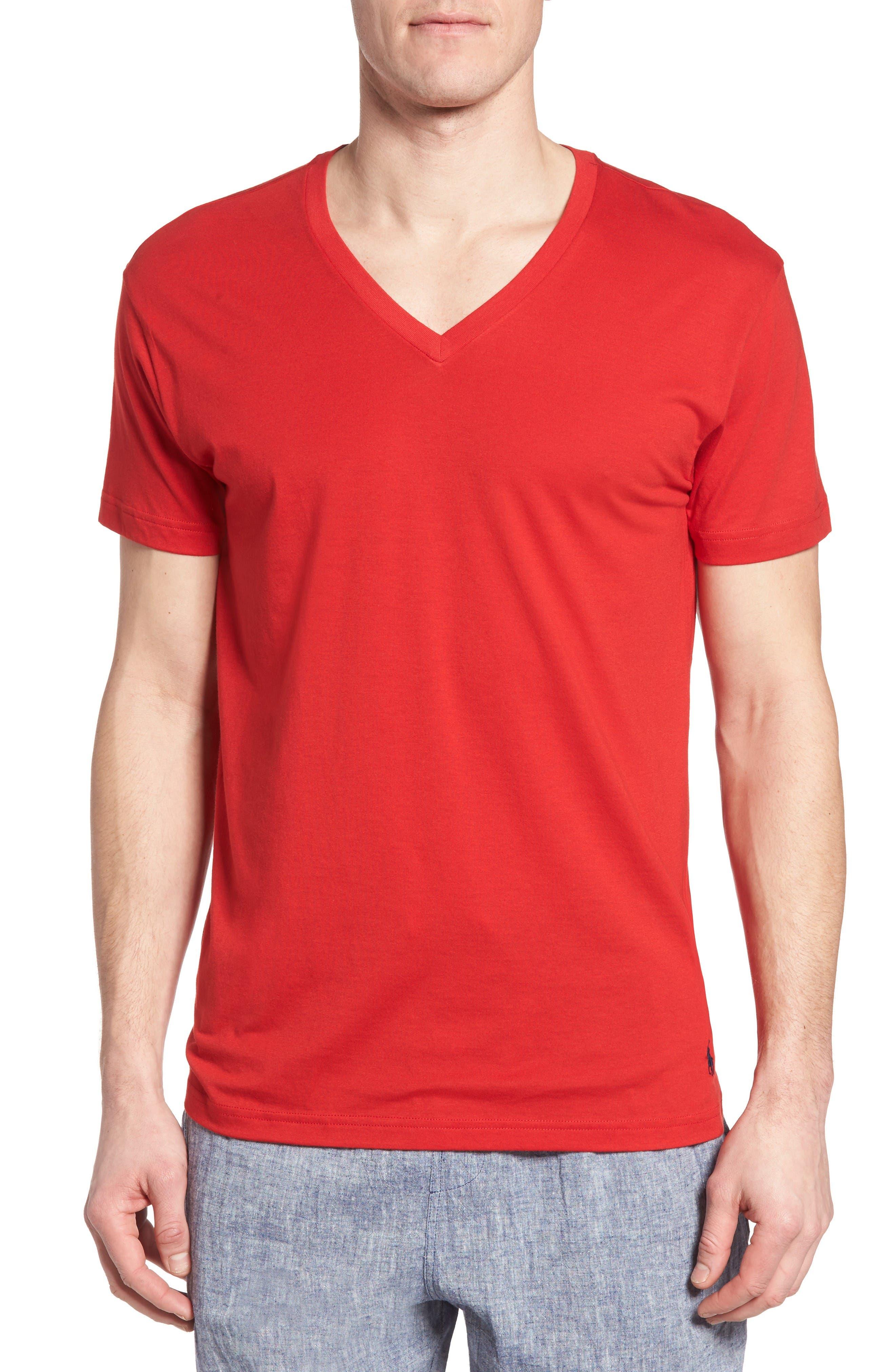 Polo Ralph Lauren Lounge V-Neck T-Shirt