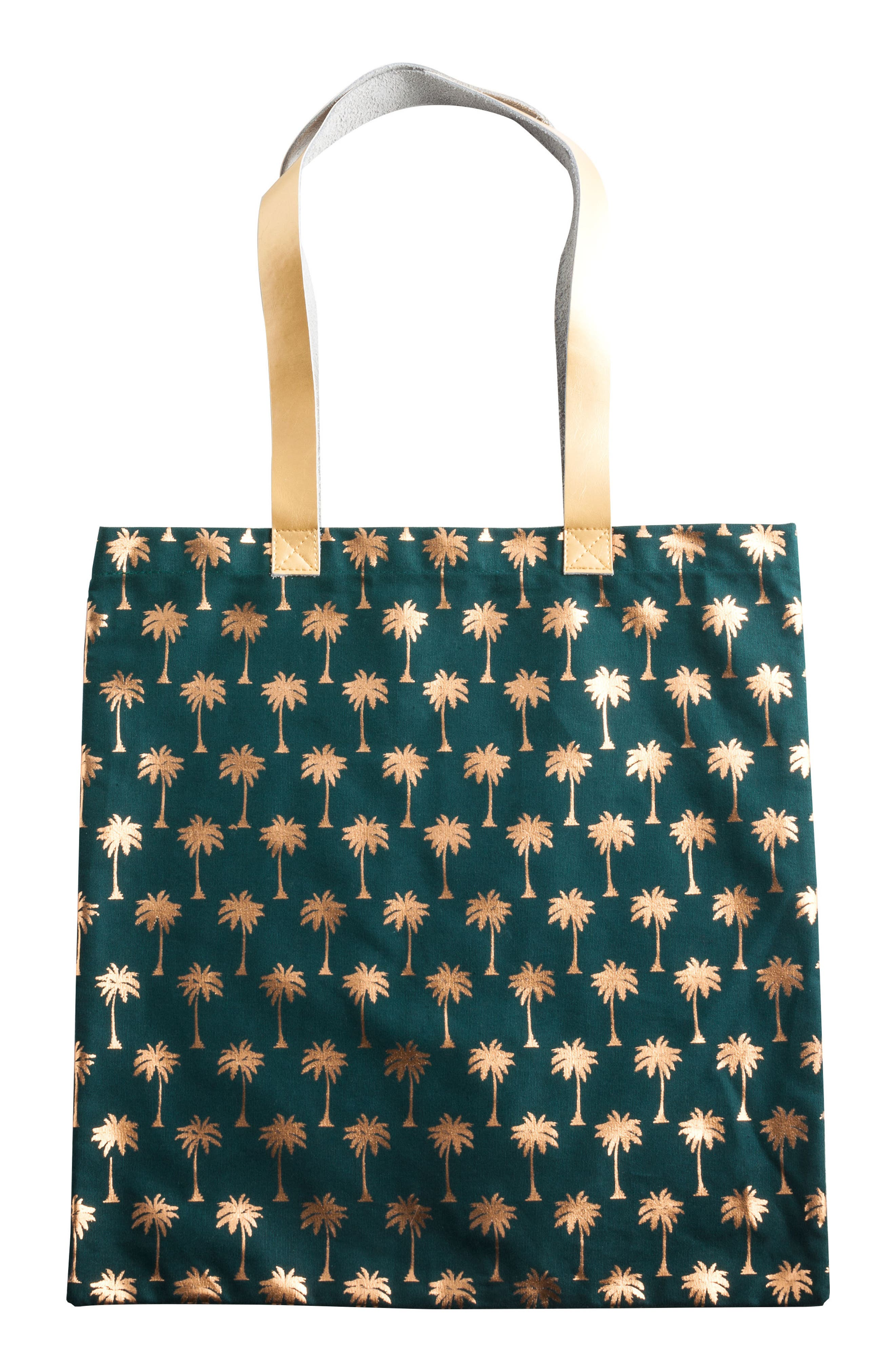 Rosanna Palm Tree Canvas Tote