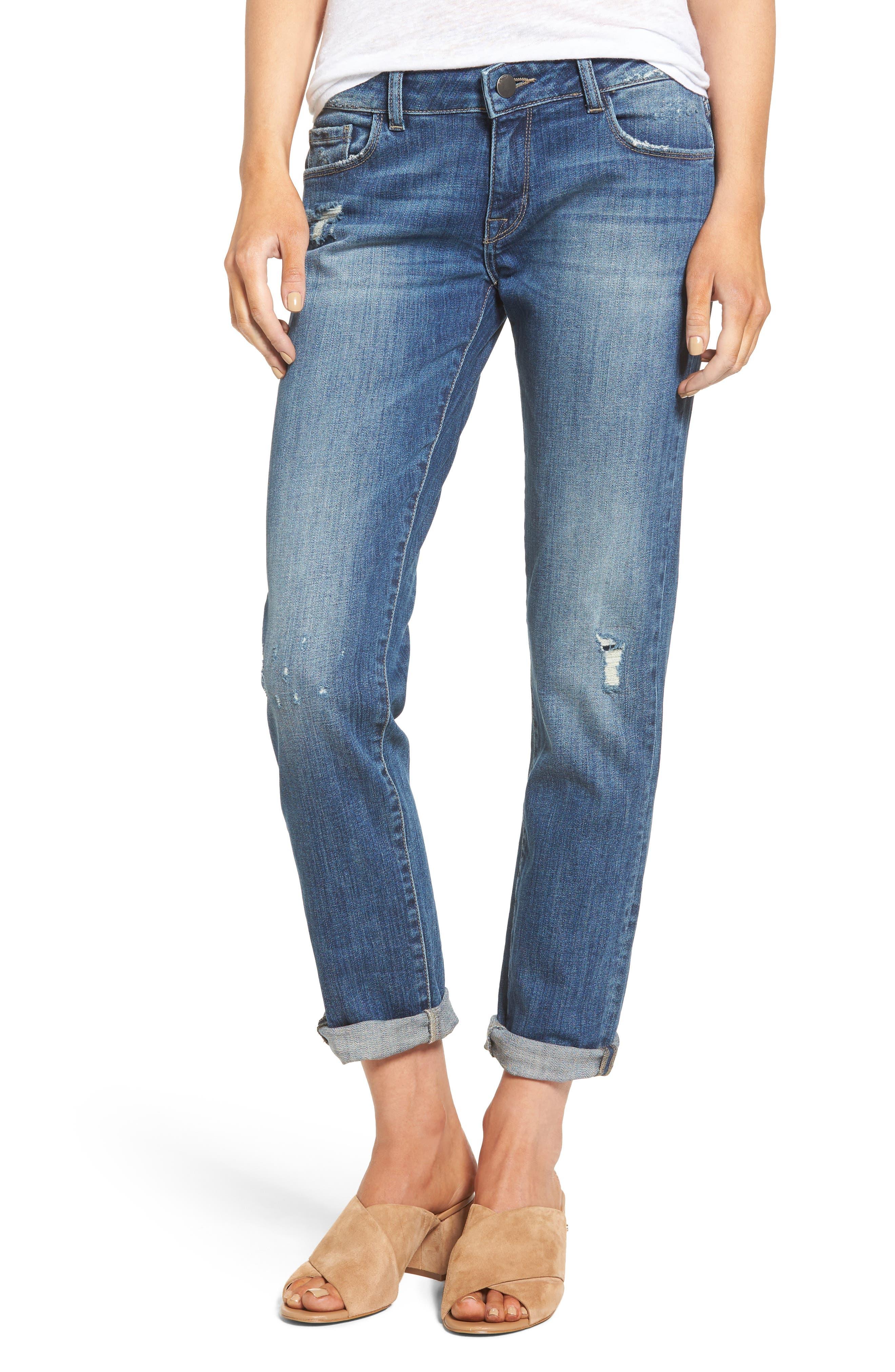 DL1961 Riley Boyfriend Jeans (Ravel)