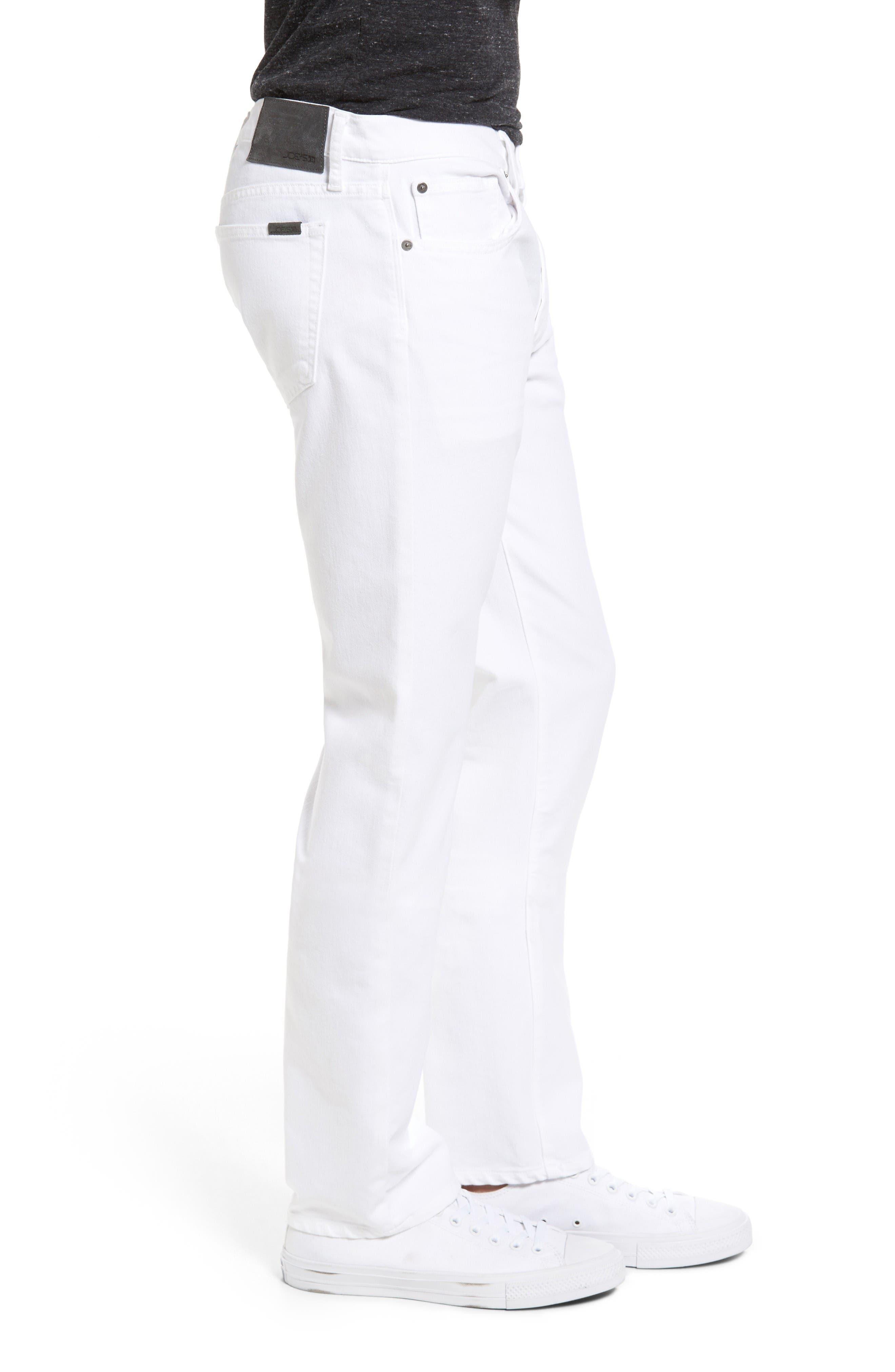 Alternate Image 3  - Joe's Brixton Slim Straight Leg Jeans (Ronan)