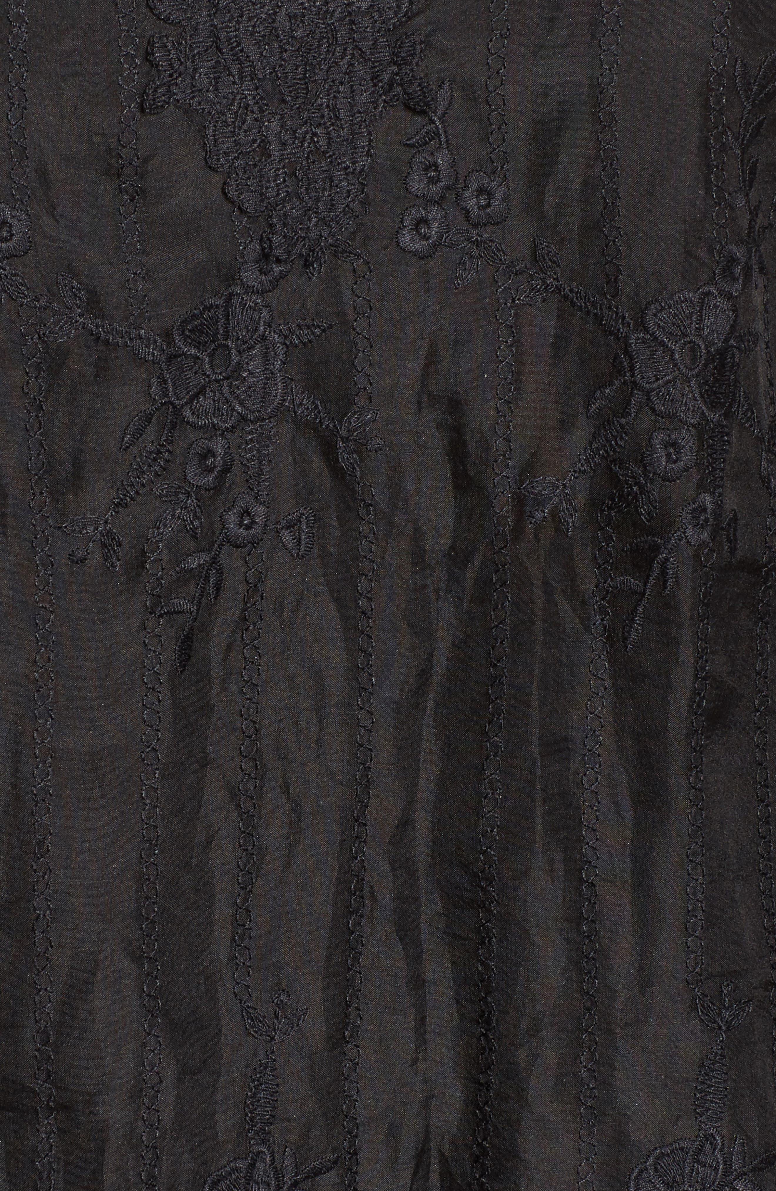 Alternate Image 5  - Kobi Halperin Westerlee Embroidered Lace Blouse