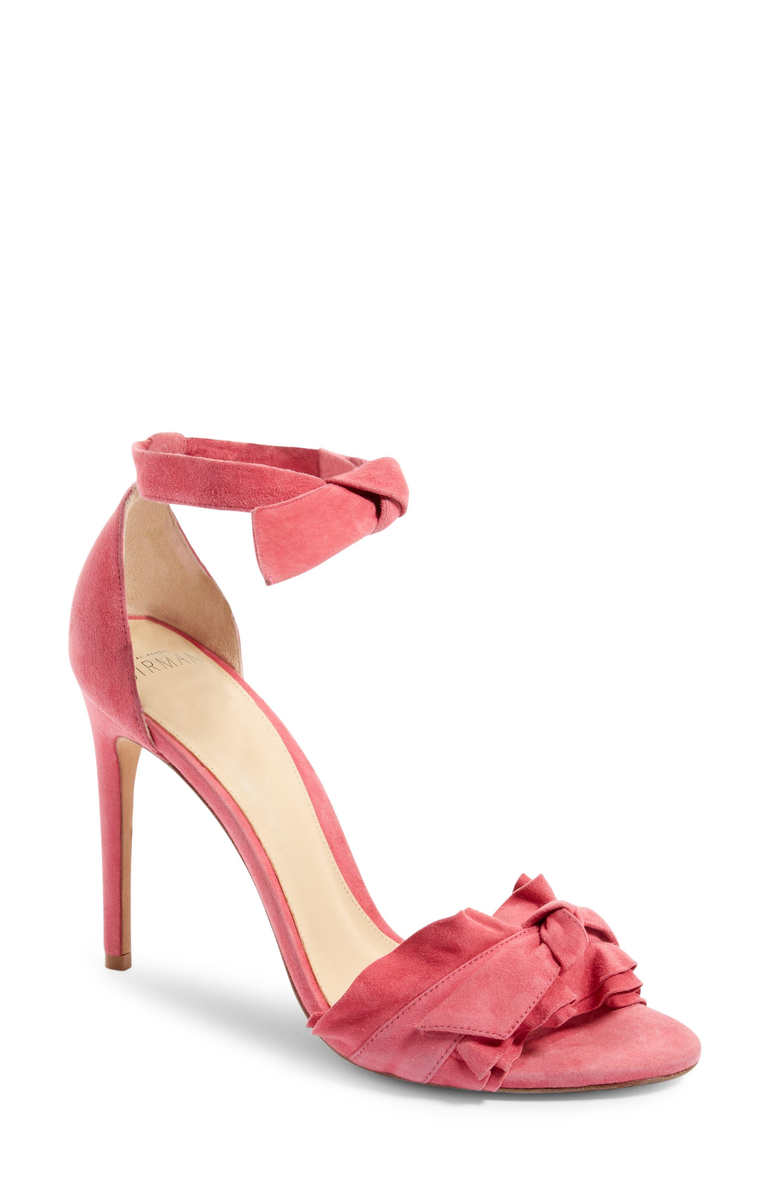 ALEXANDRE BIRMAN Lupita Ankle Tie Sandal