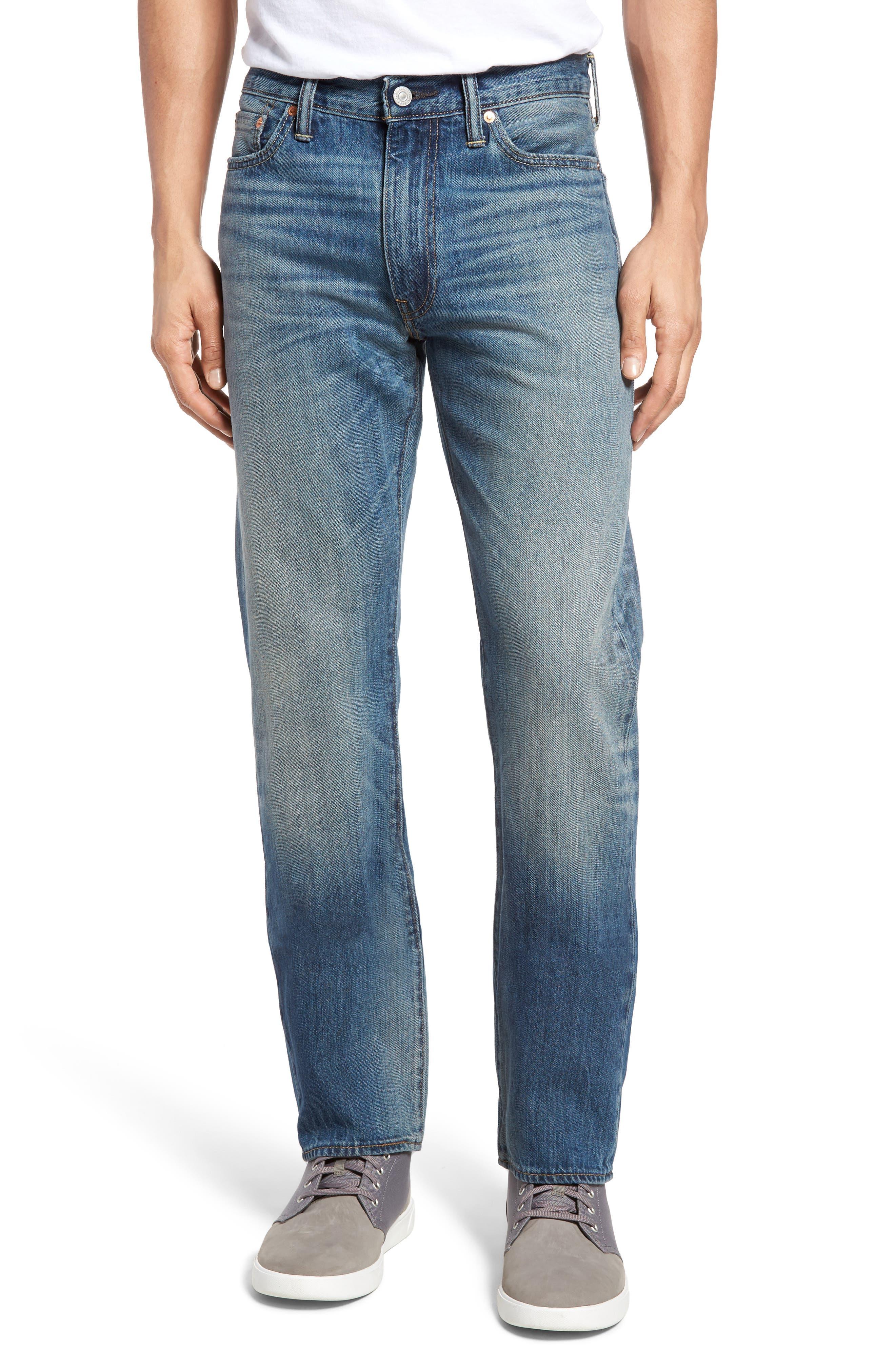 Main Image - Levi's® 511™ Slim Fit Jeans (The Cavern)