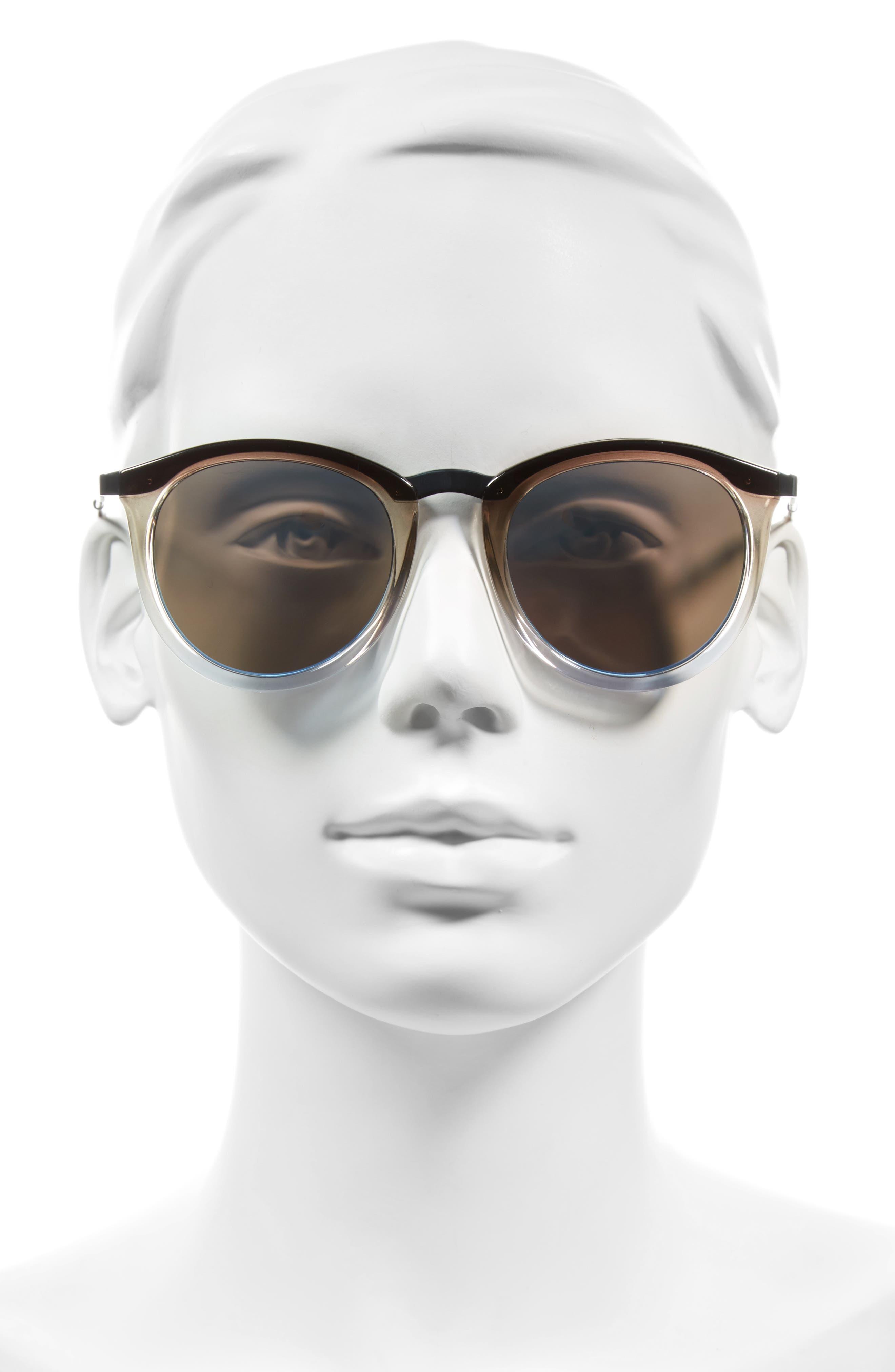 Alternate Image 2  - Le Specs No Smirking Limited 50mm Sunglasses