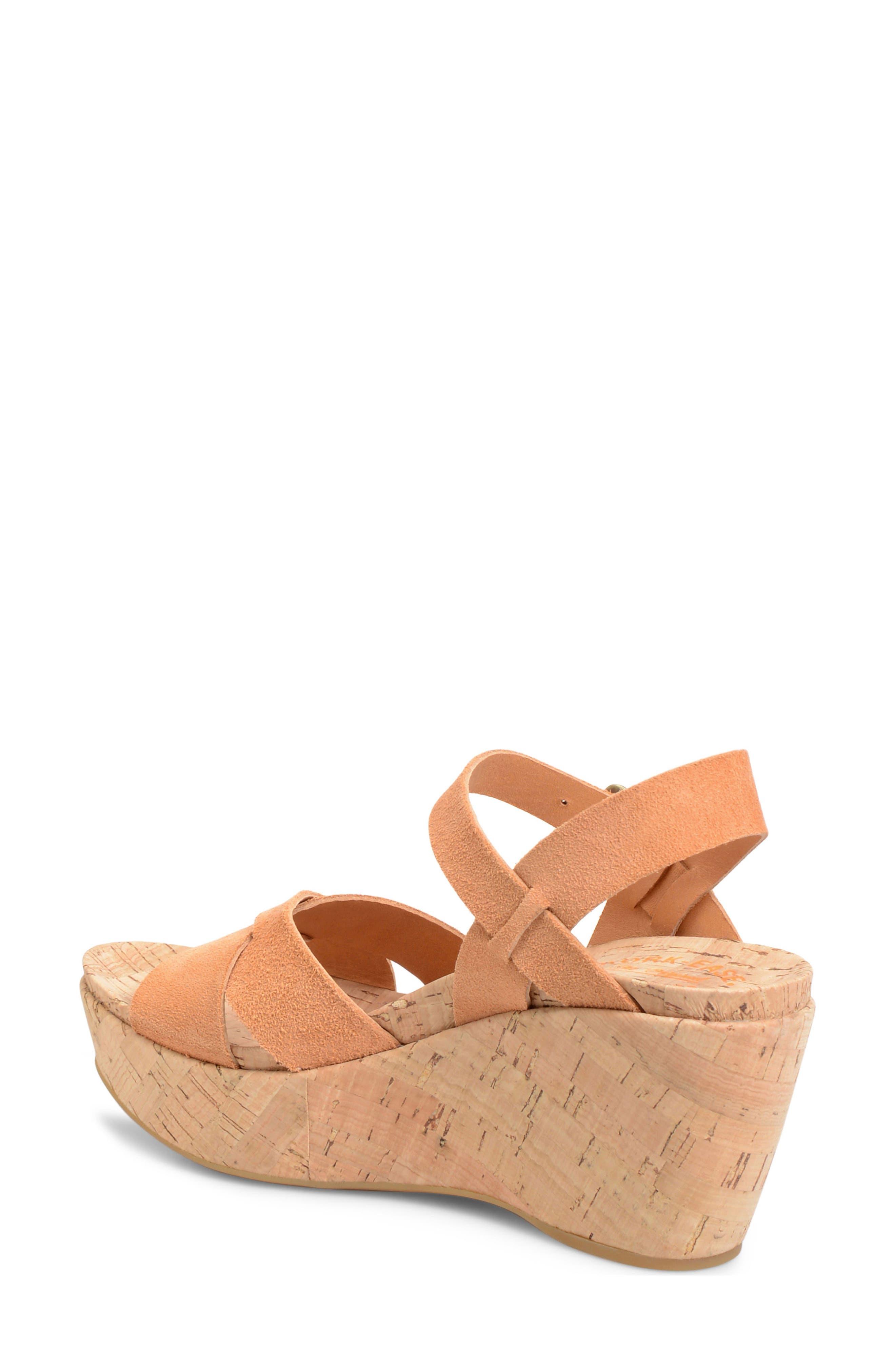 Alternate Image 2  - Kork-Ease® 'Ava 2.0' Platform Wedge Sandal (Women)