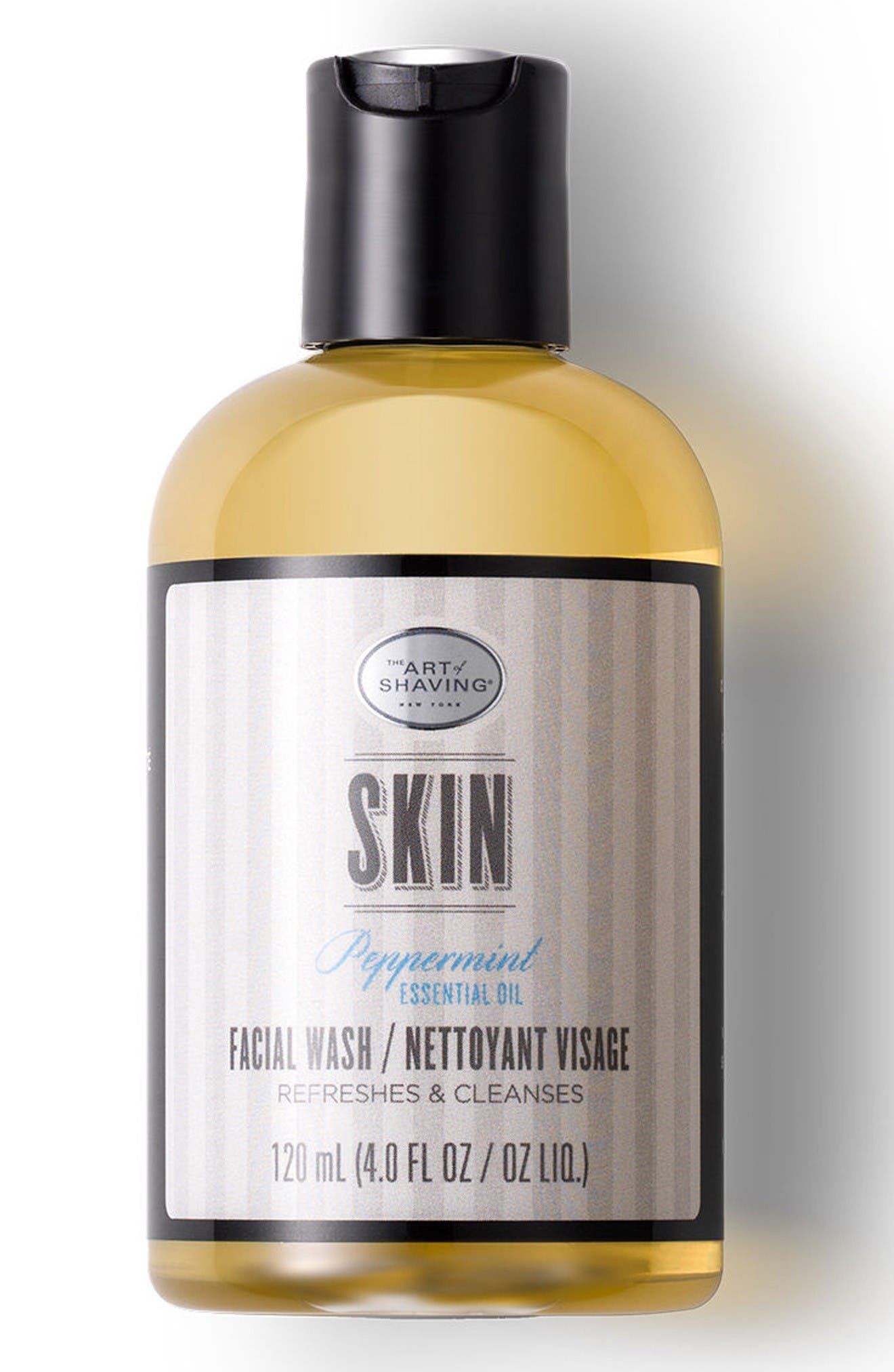 The Art of Shaving® Peppermint Facial Wash