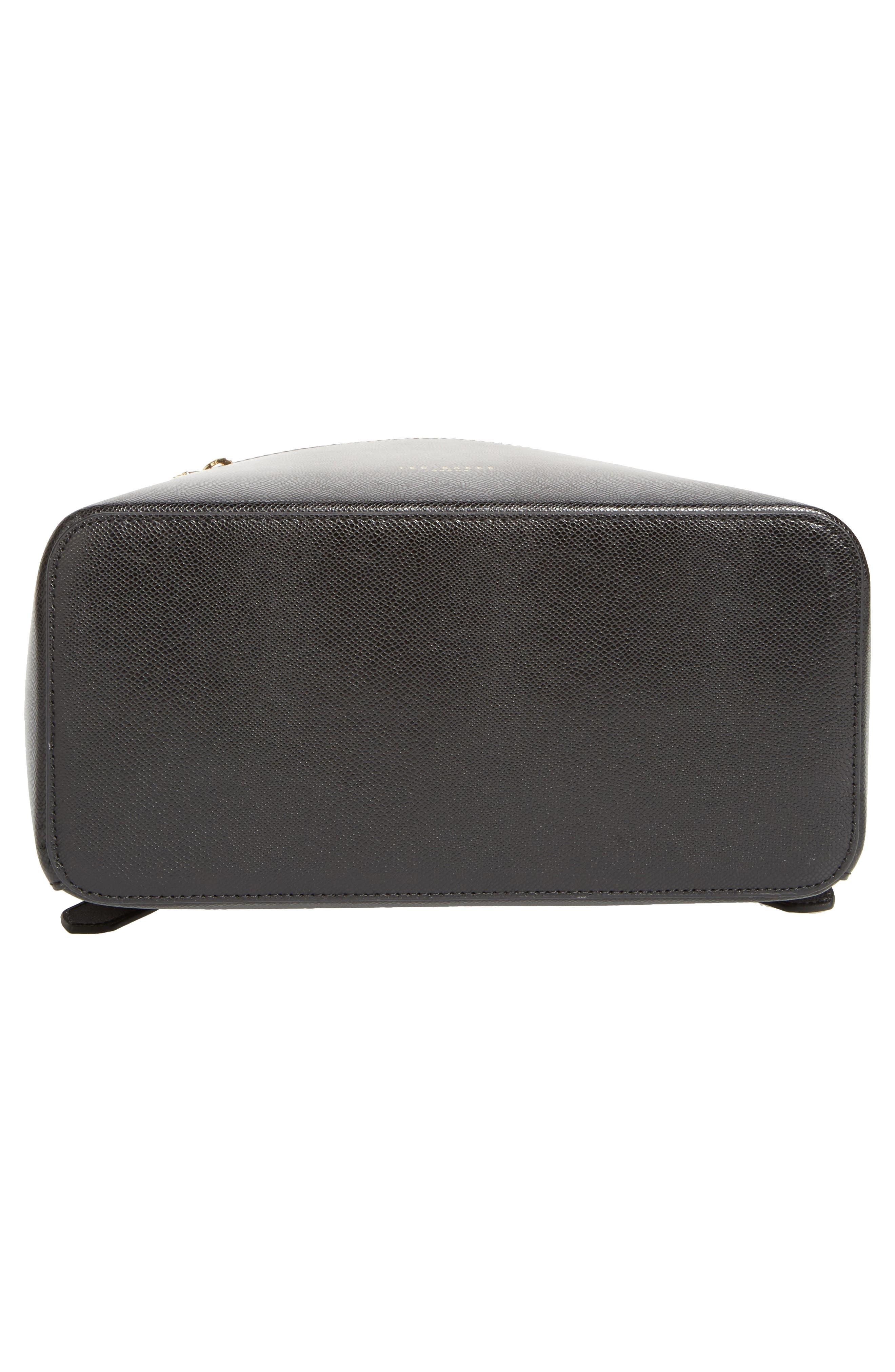 Alternate Image 6  - Ted Baker London Mini Jarvis Leather Backpack