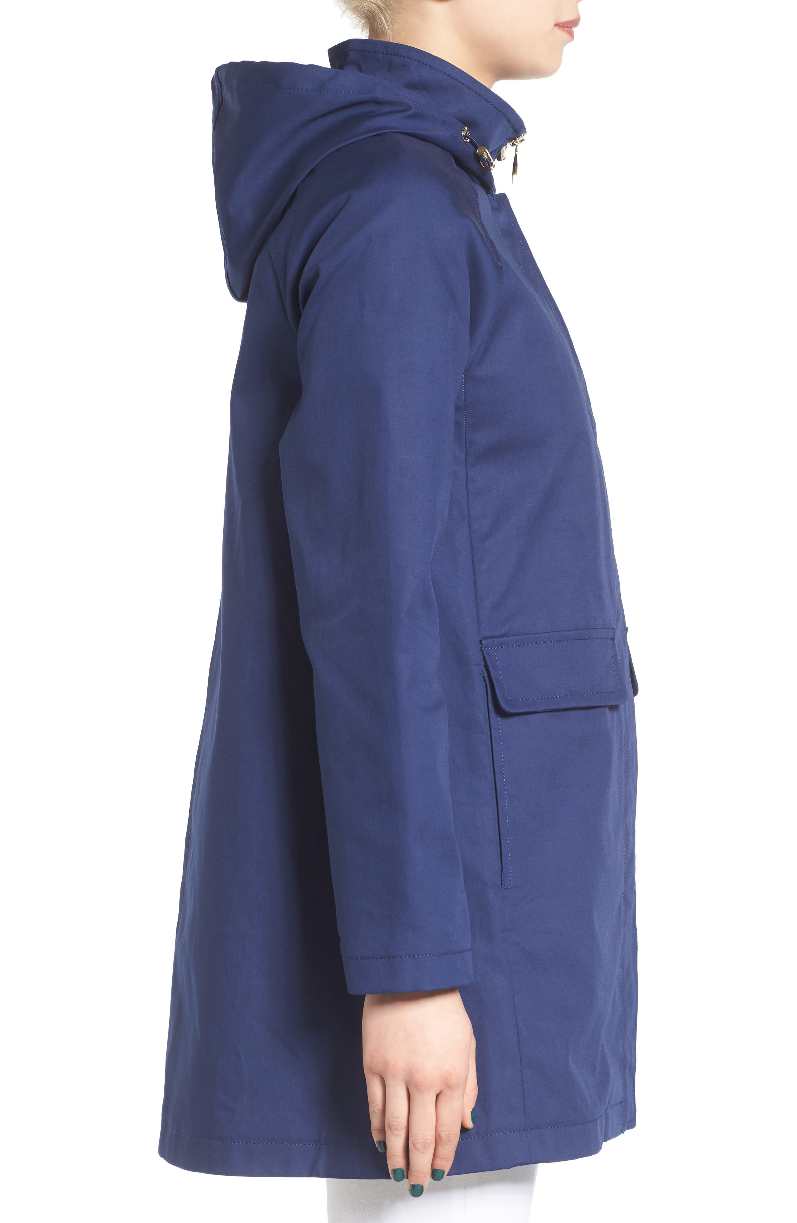 Alternate Image 3  - kate spade new york raincoat
