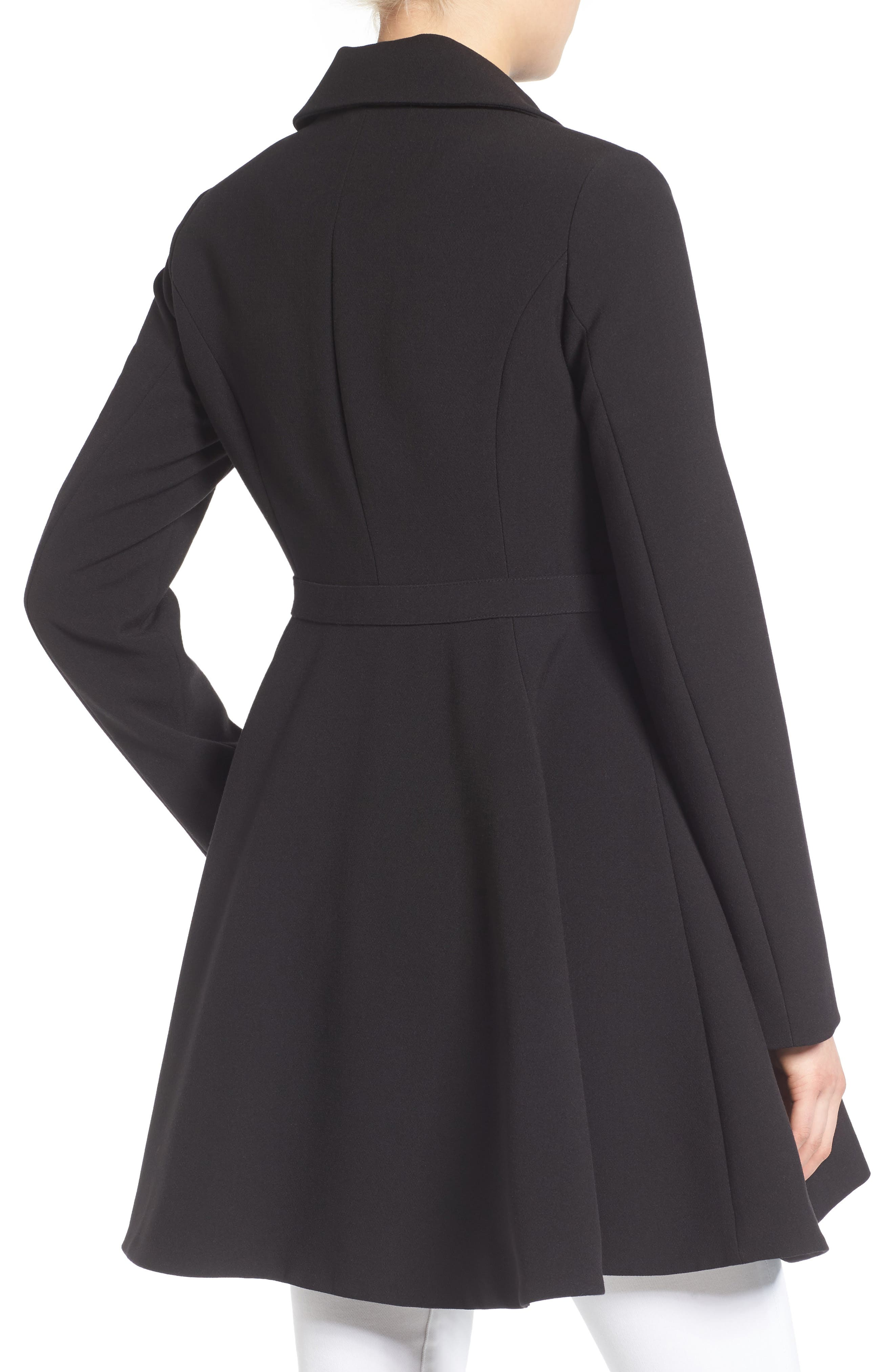 Alternate Image 2  - kate spade fit & flare coat
