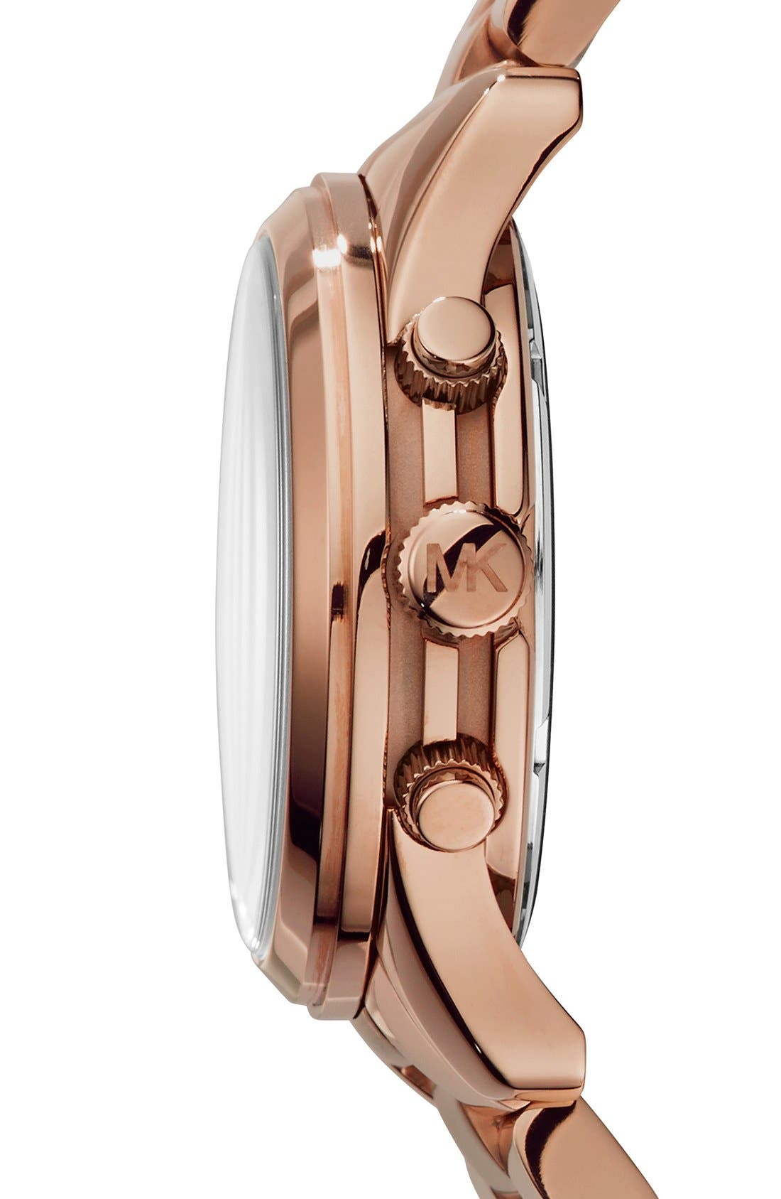 Alternate Image 2  - Michael Kors 'Runway' Chronograph Watch, 38mm