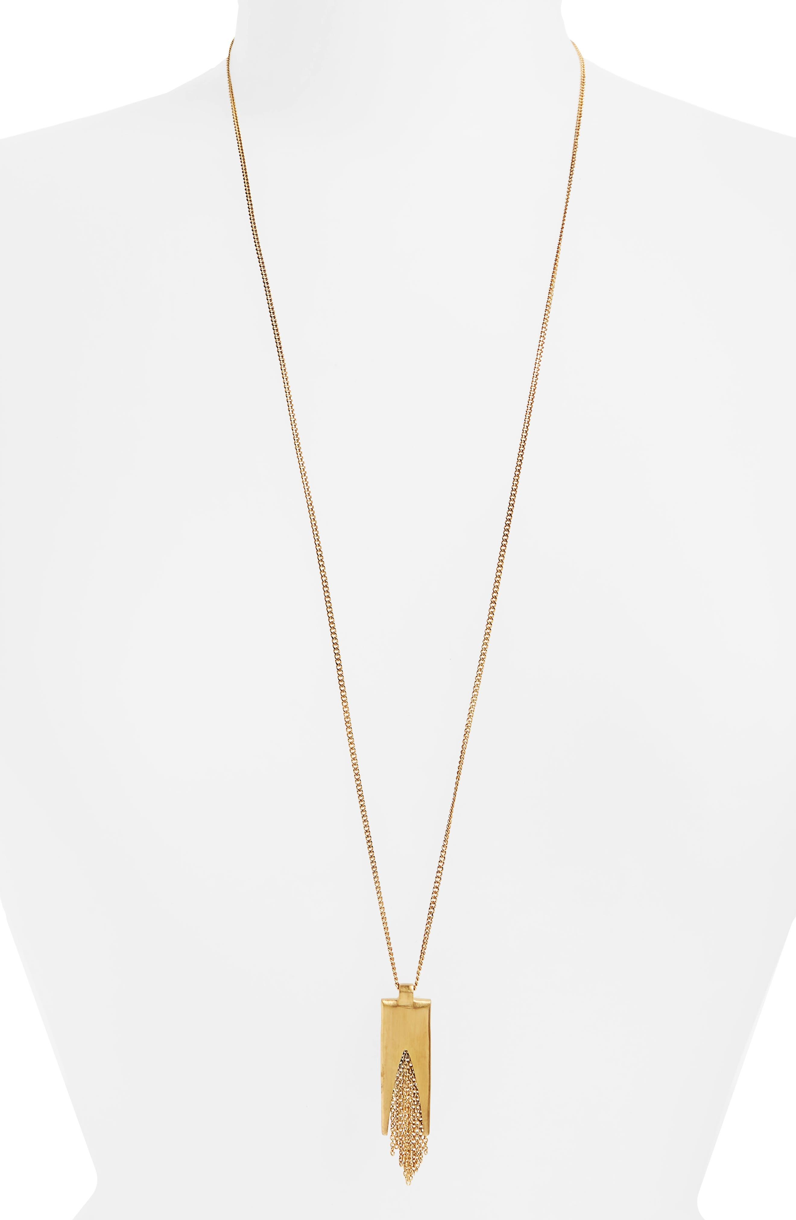 Alternate Image 2  - Dean Davidson Cloak Chain Pendant Necklace