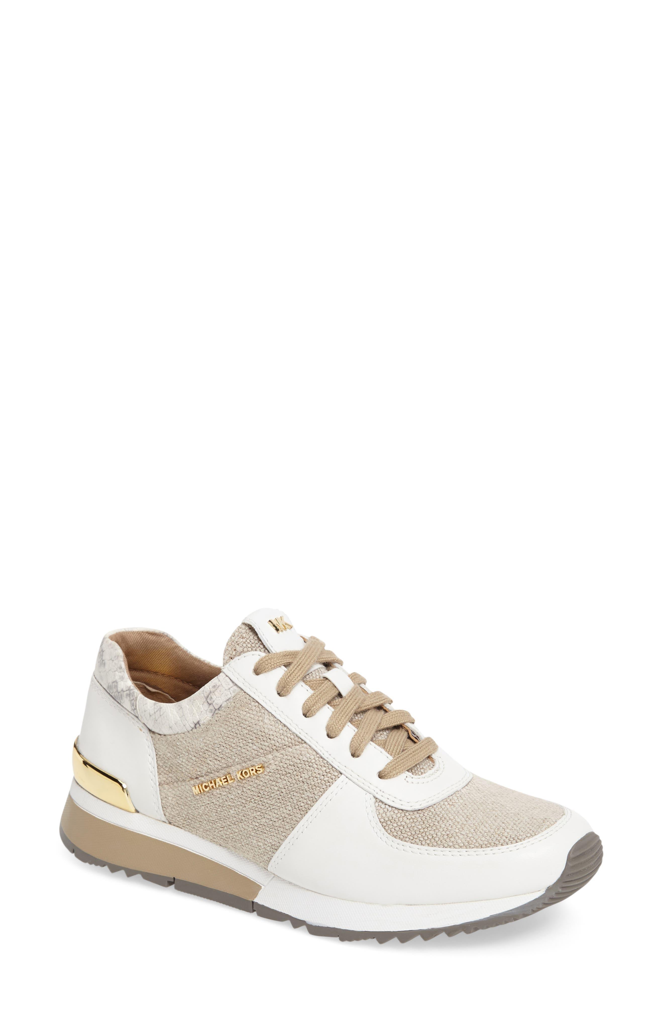 Alternate Image 1 Selected - MICHAEL Michael Kors 'Allie' Sneaker (Women)