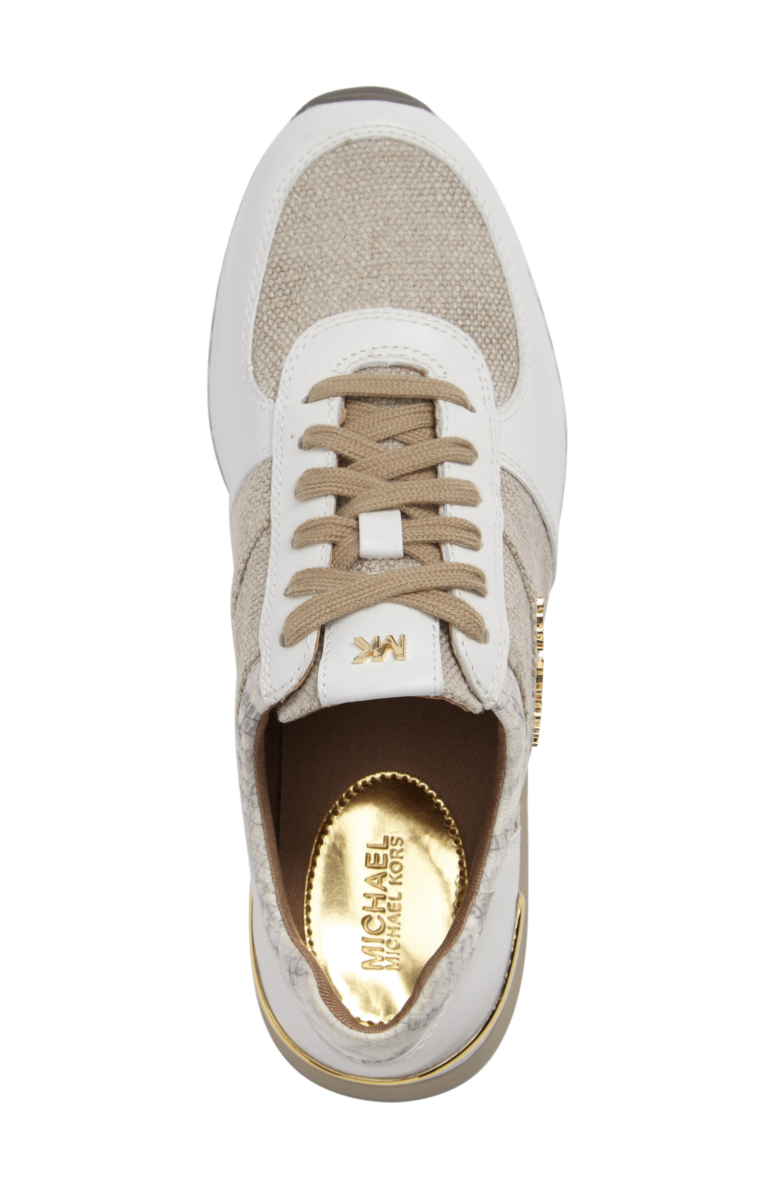 Alternate Image 3  - MICHAEL Michael Kors 'Allie' Sneaker (Women)