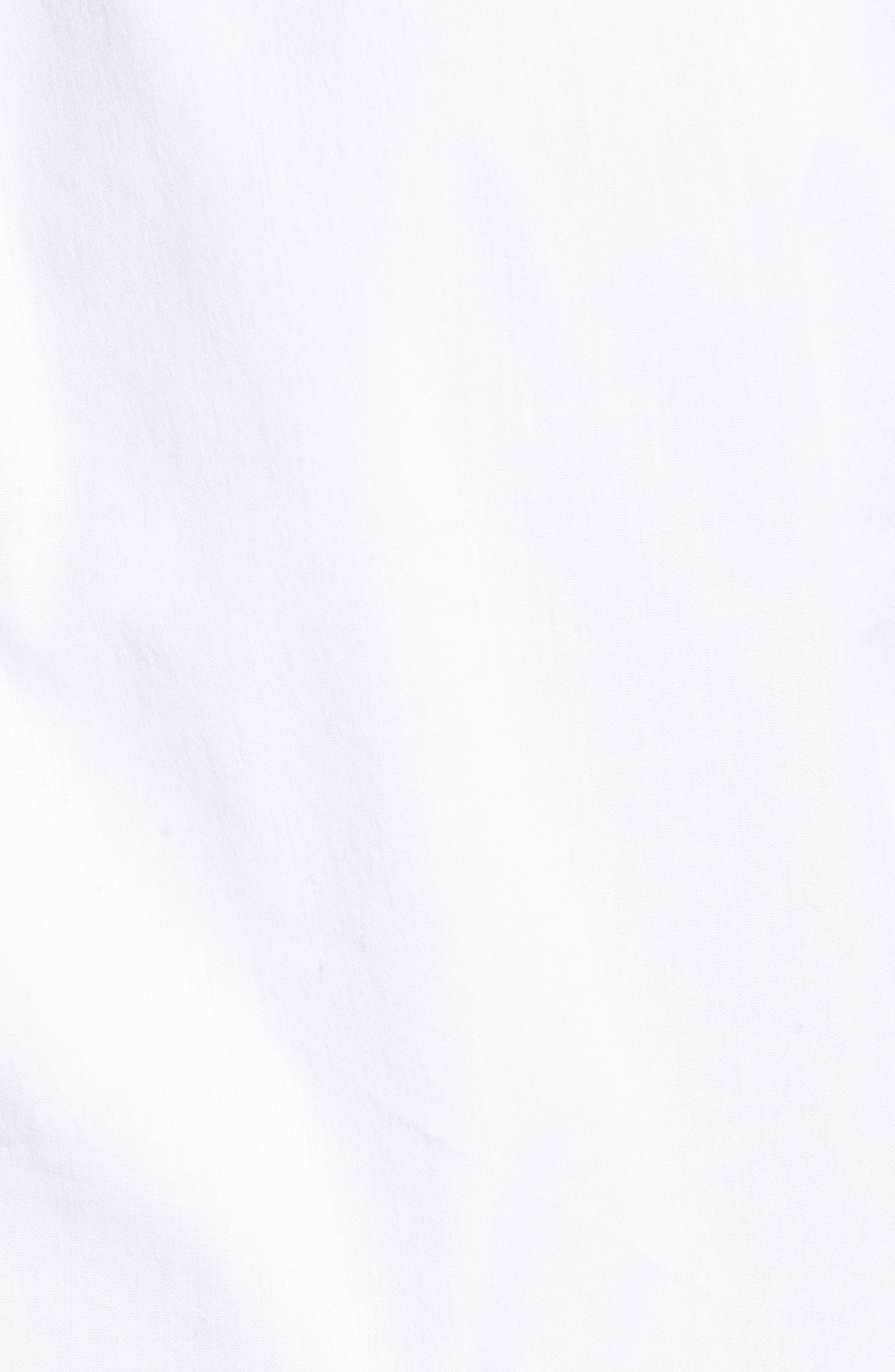 Alternate Image 5  - Bobeau Off the Shoulder Cotton Poplin Top