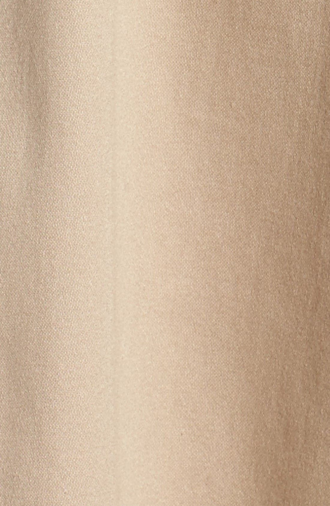 Alternate Image 6  - Eliza J Ruffle Shirtdress (Regular & Petite)