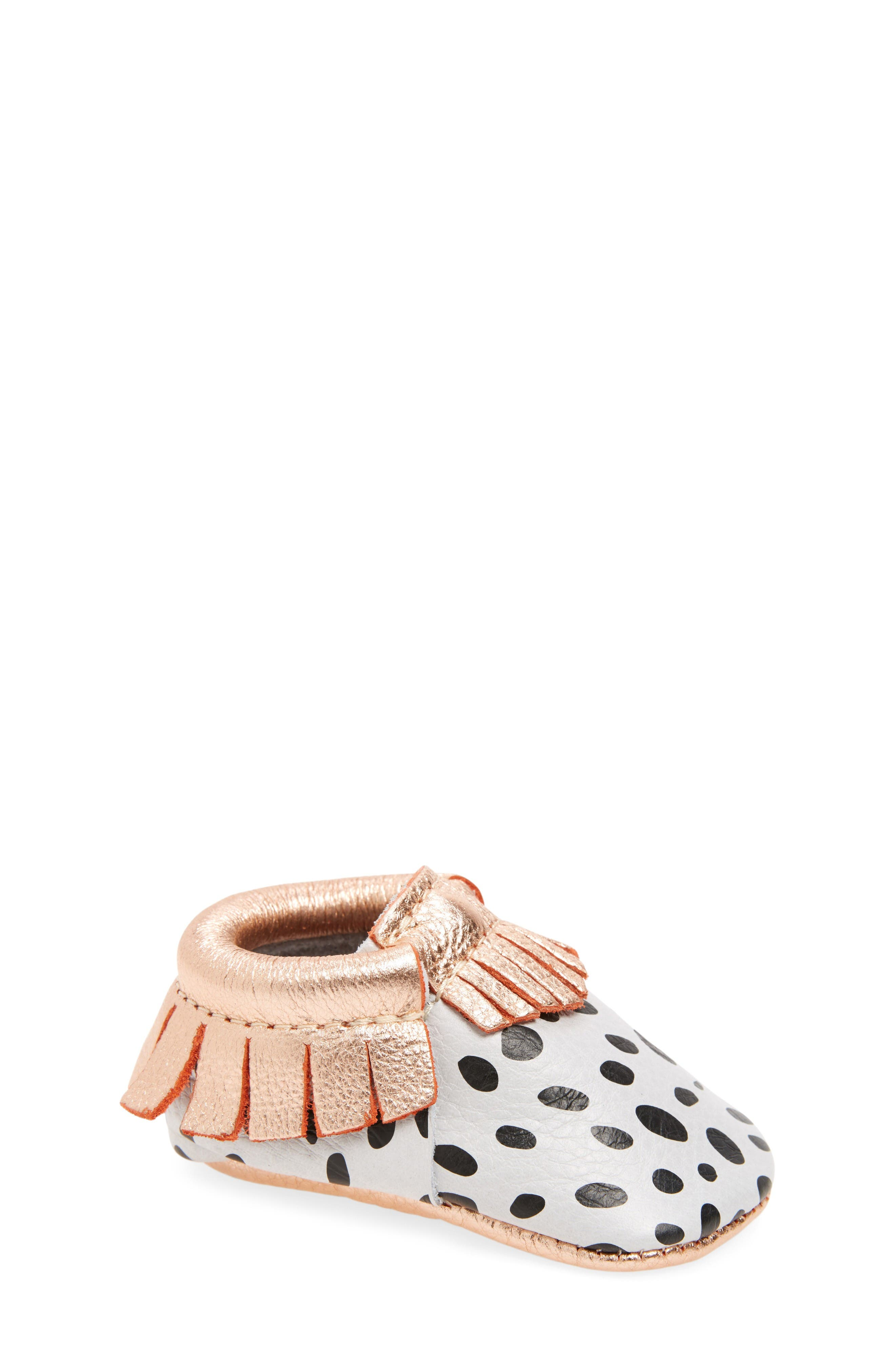 FRESHLY PICKED Dalmatian Moccasin
