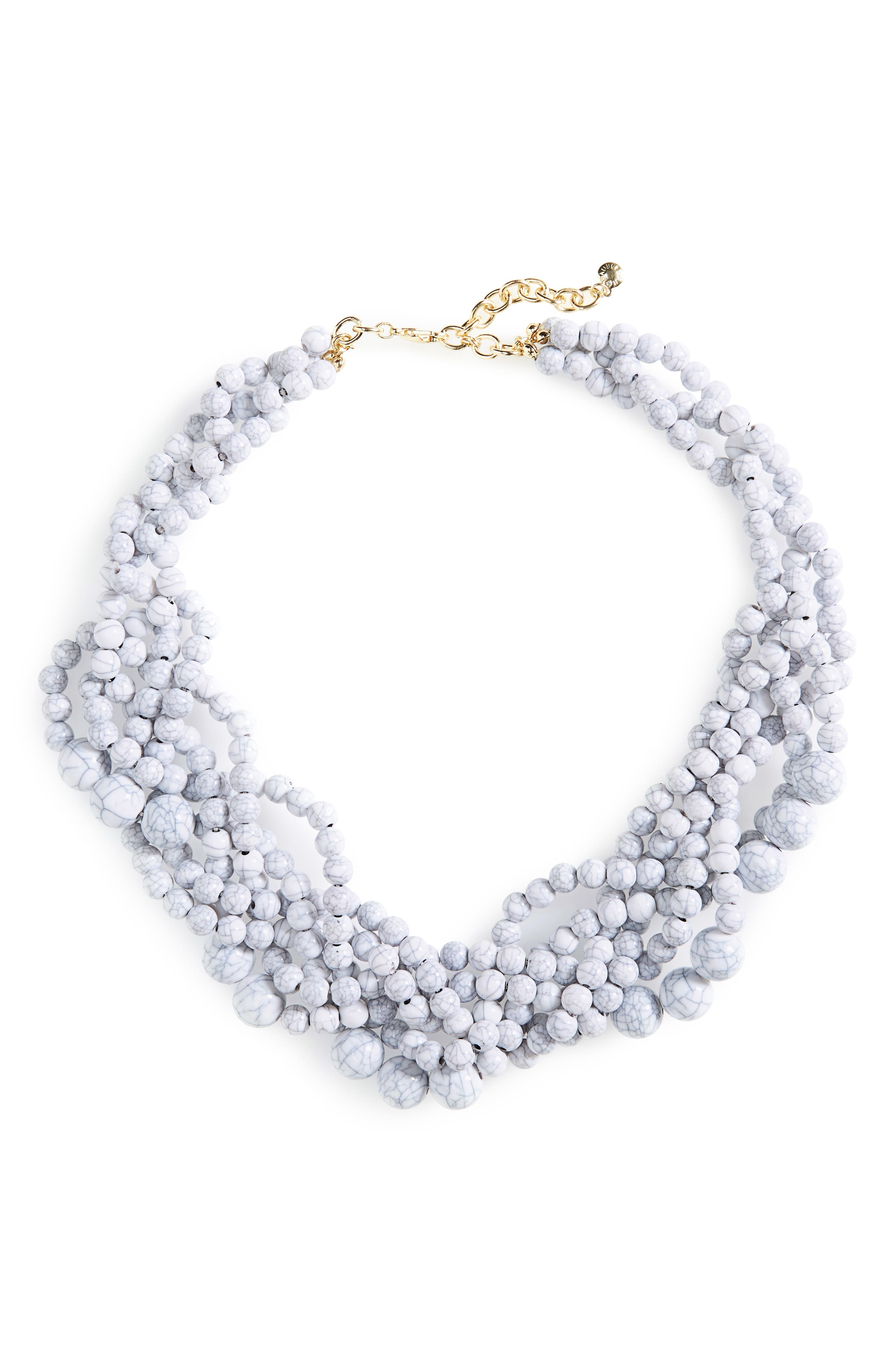 BAUBLEBAR 'Bubblestream' Collar Necklace