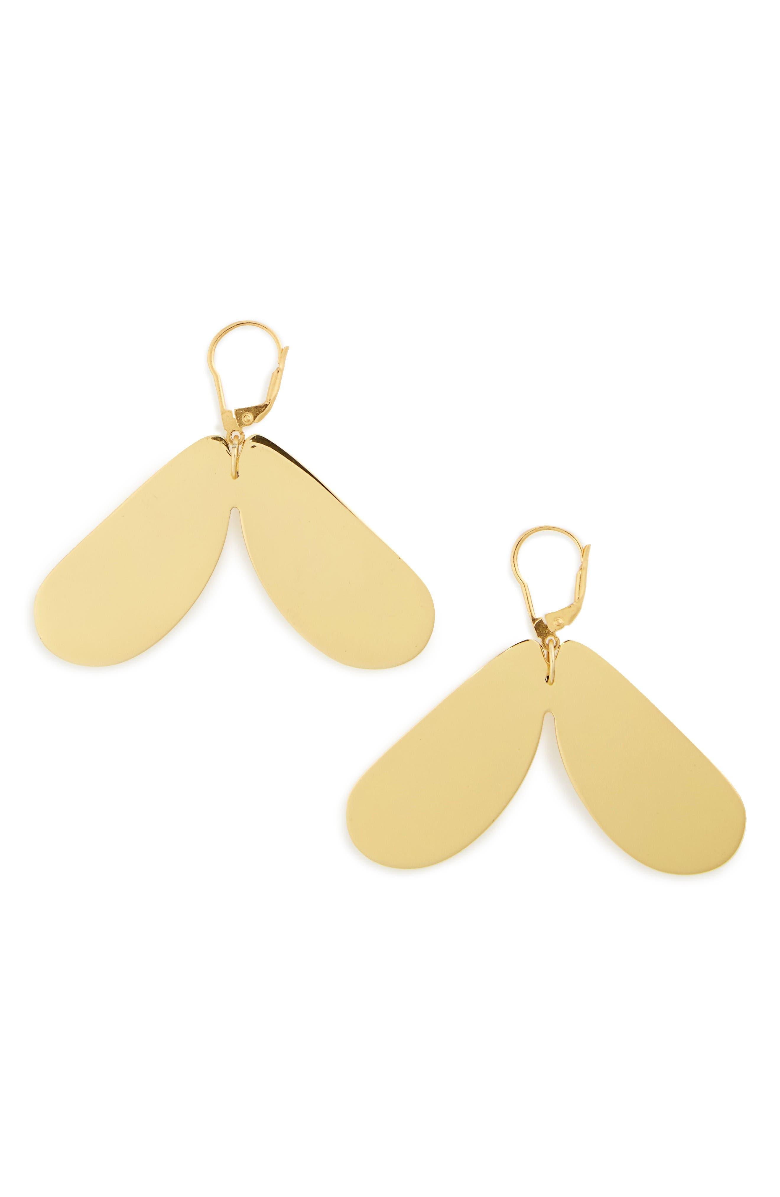 ELLERY Mayhem Small Petal Earrings