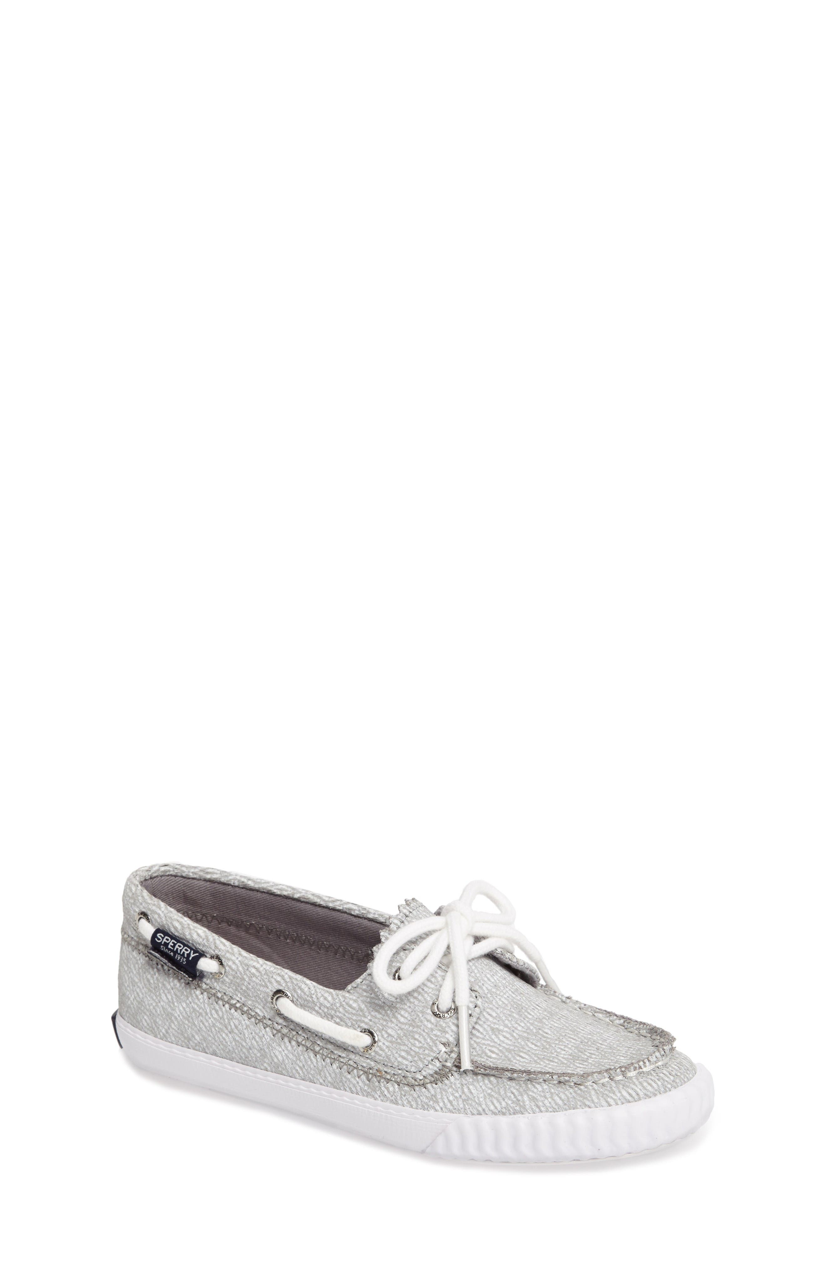 Sperry Kids Sayel Boat Shoe (Little Kid & Big Kid)
