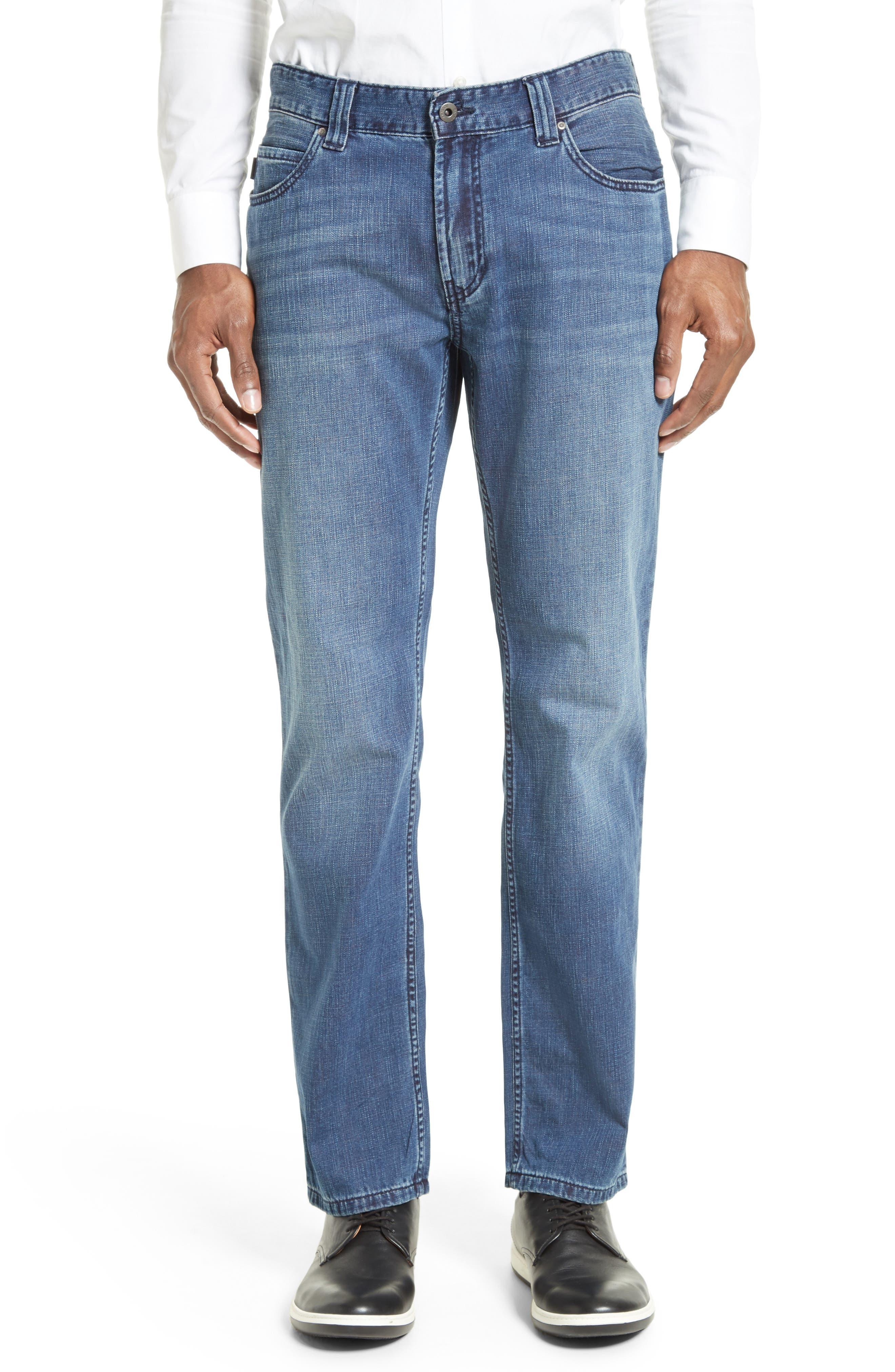 ARMANI COLLEZIONI Slim Leg Jeans