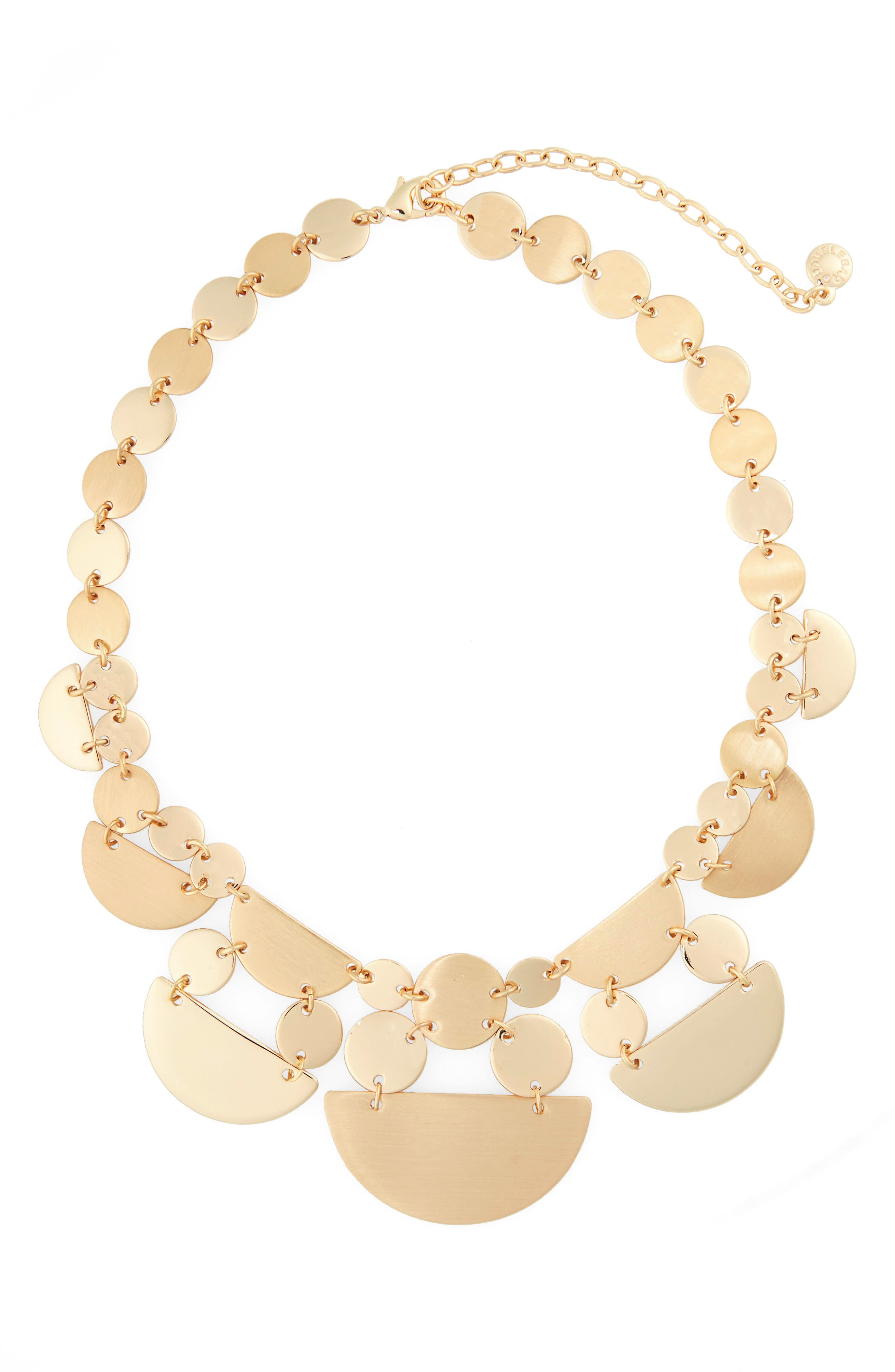 Main Image - BaubleBar Cleopatra Necklace