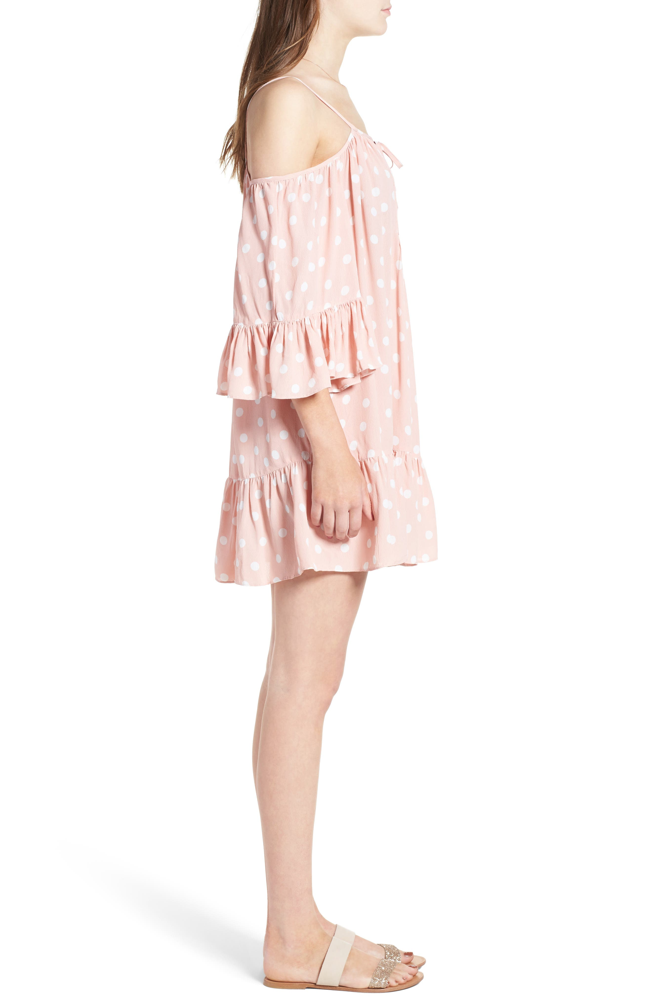 Alternate Image 3  - Tularosa Hattie Shift Dress (Nordstrom Exclusive)