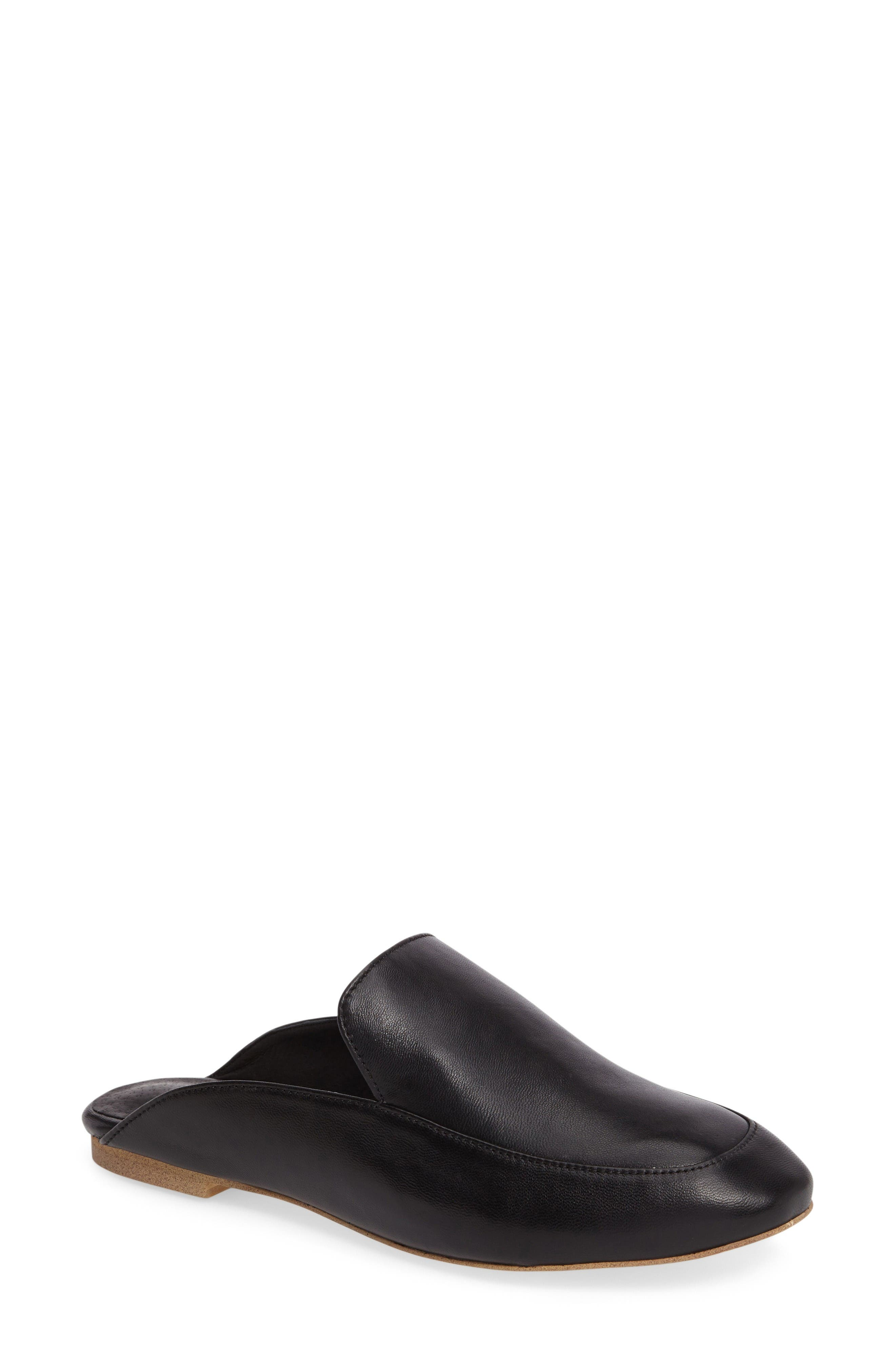 JEFFREY CAMPBELL Worthy Loafer Mule