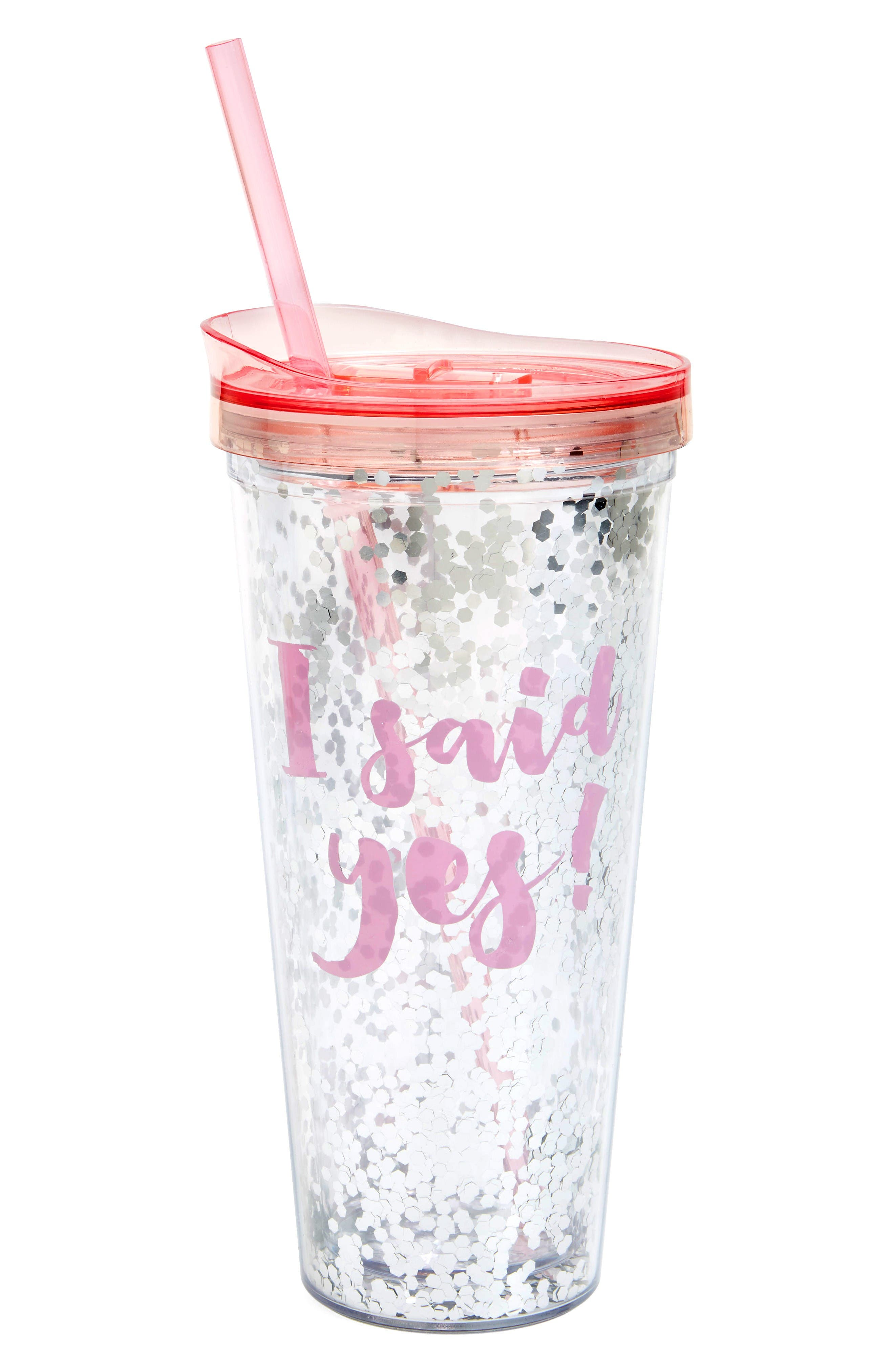 Slant Collection I Said Yes Tumbler