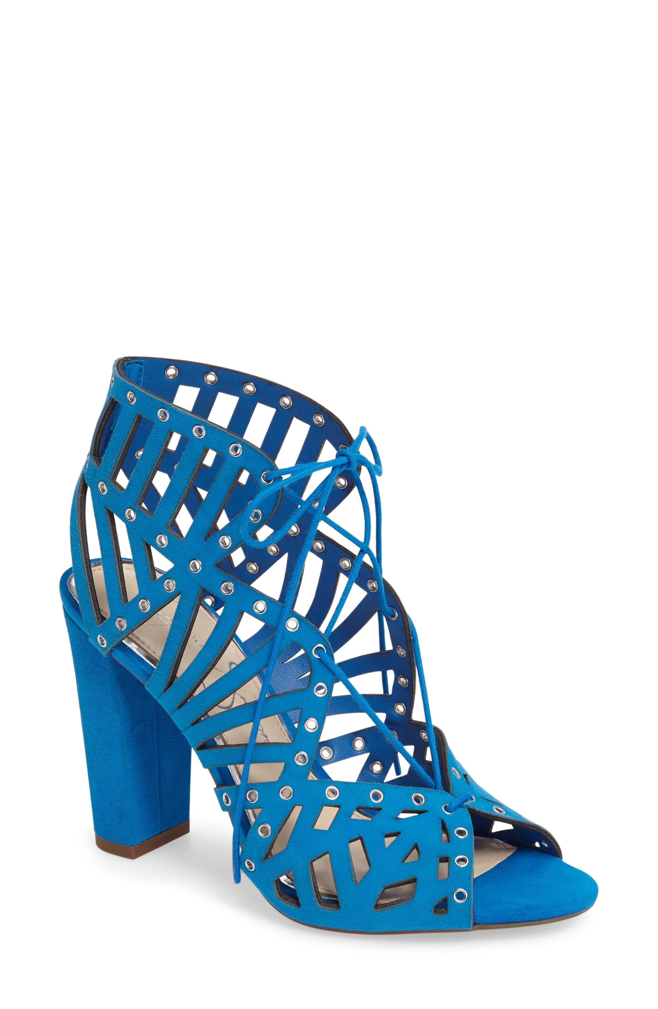 Jessica Simpson Emagine Lace-Up Sandal (Women)