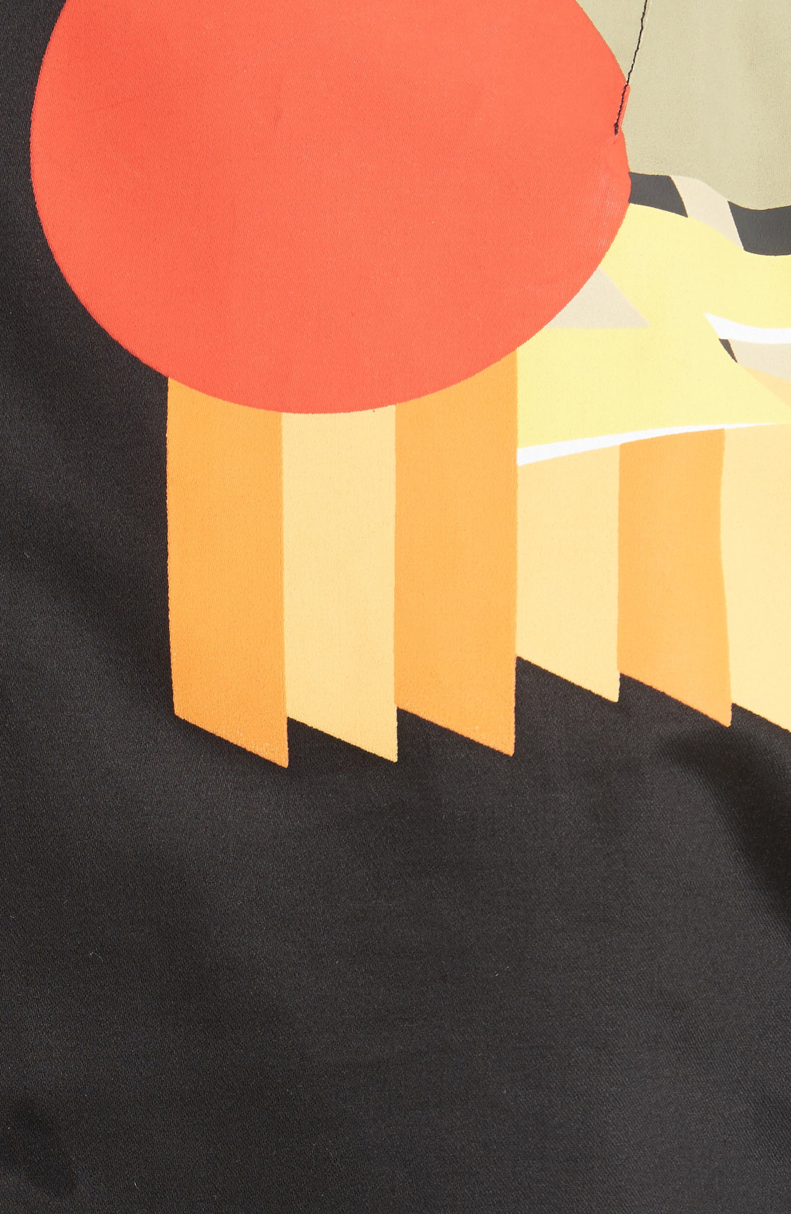 Alternate Image 5  - Givenchy Wing Print Bomber Jacket
