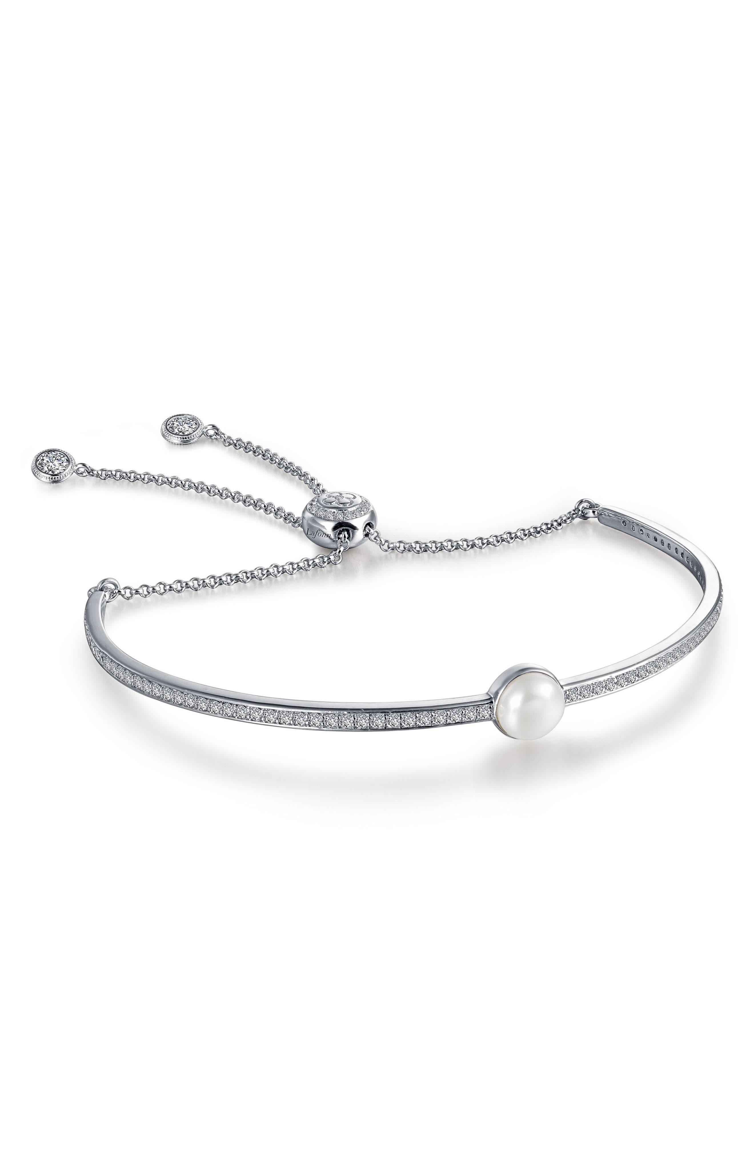 Lafonn Jewel Simulated Diamond Birthstone Bracelet