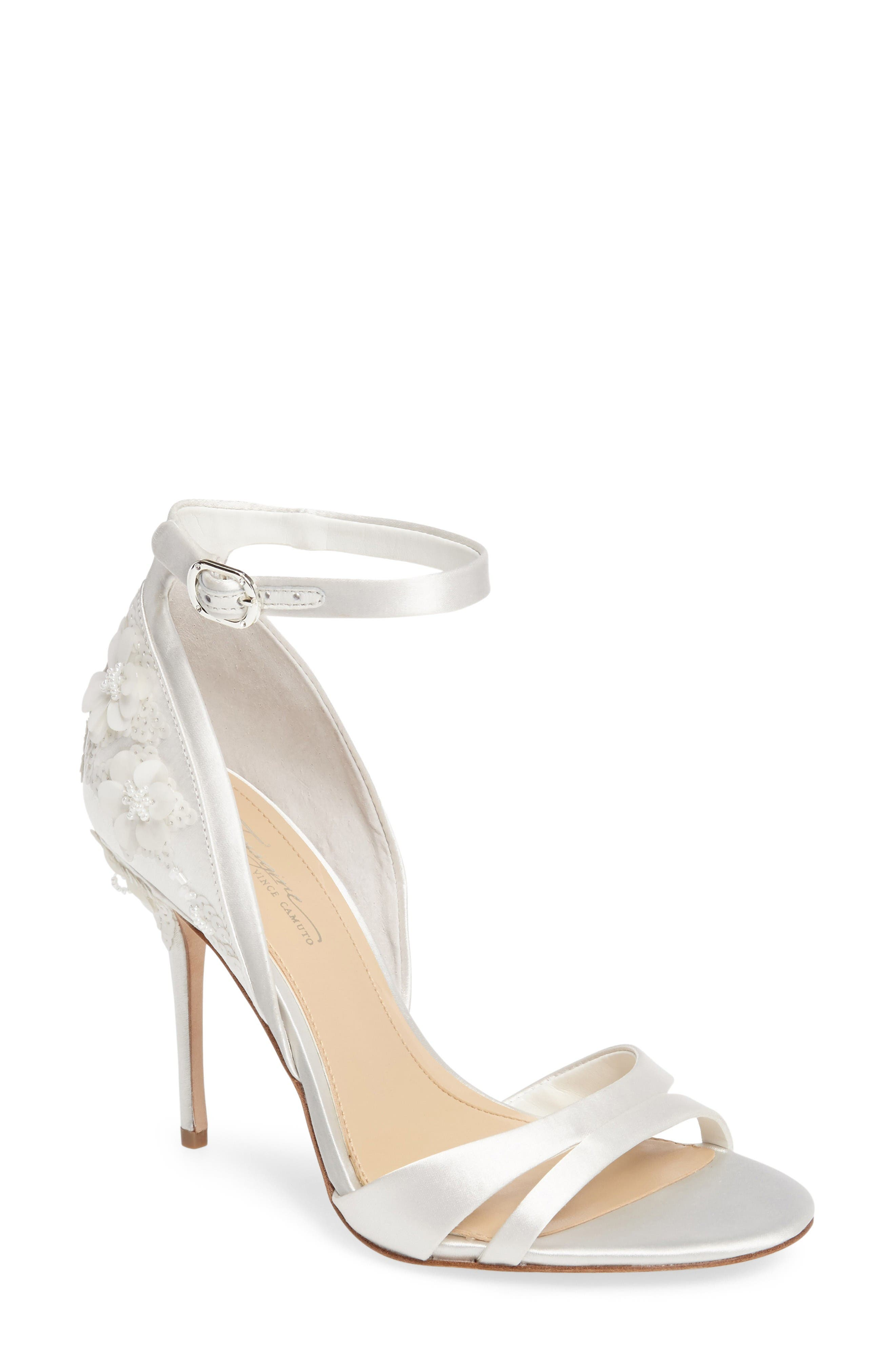 Imagine by Vince Camuto Ricia Flower Sandal (Women)