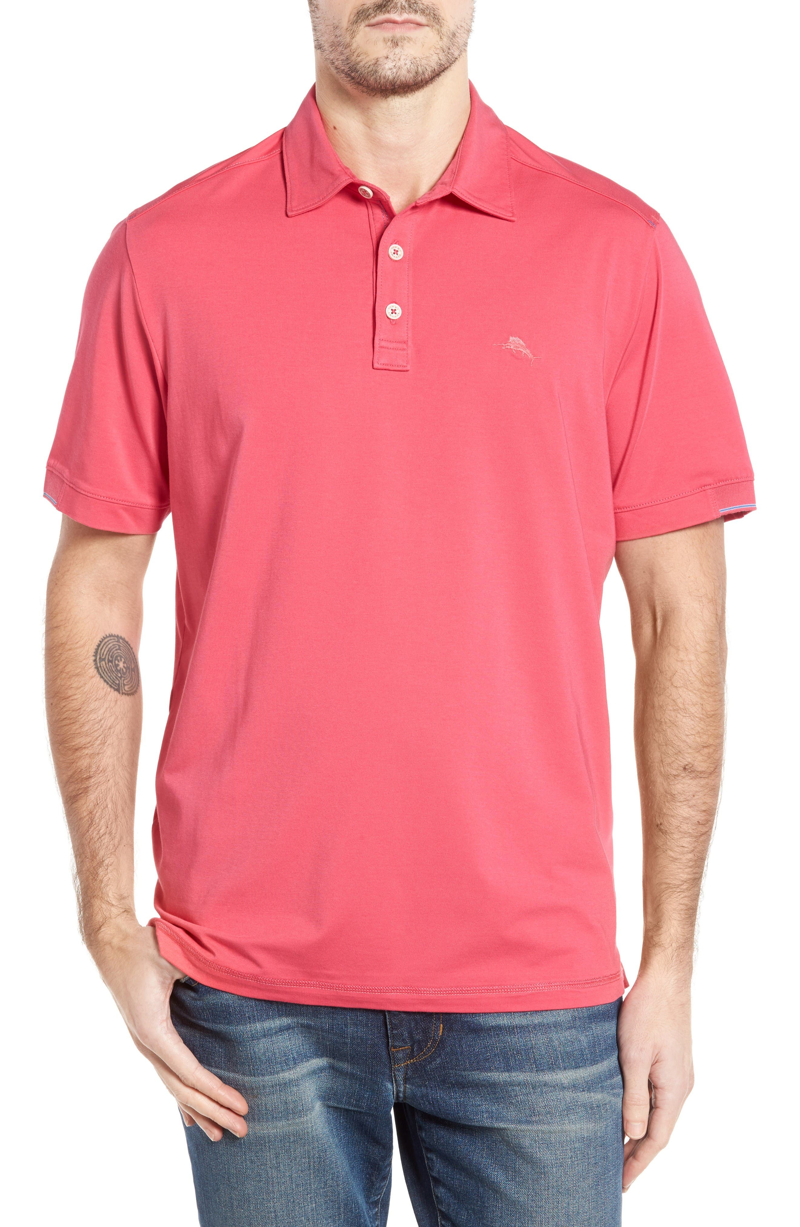 Tommy Bahama Tropicool Spectator Polo (Big & Tall)